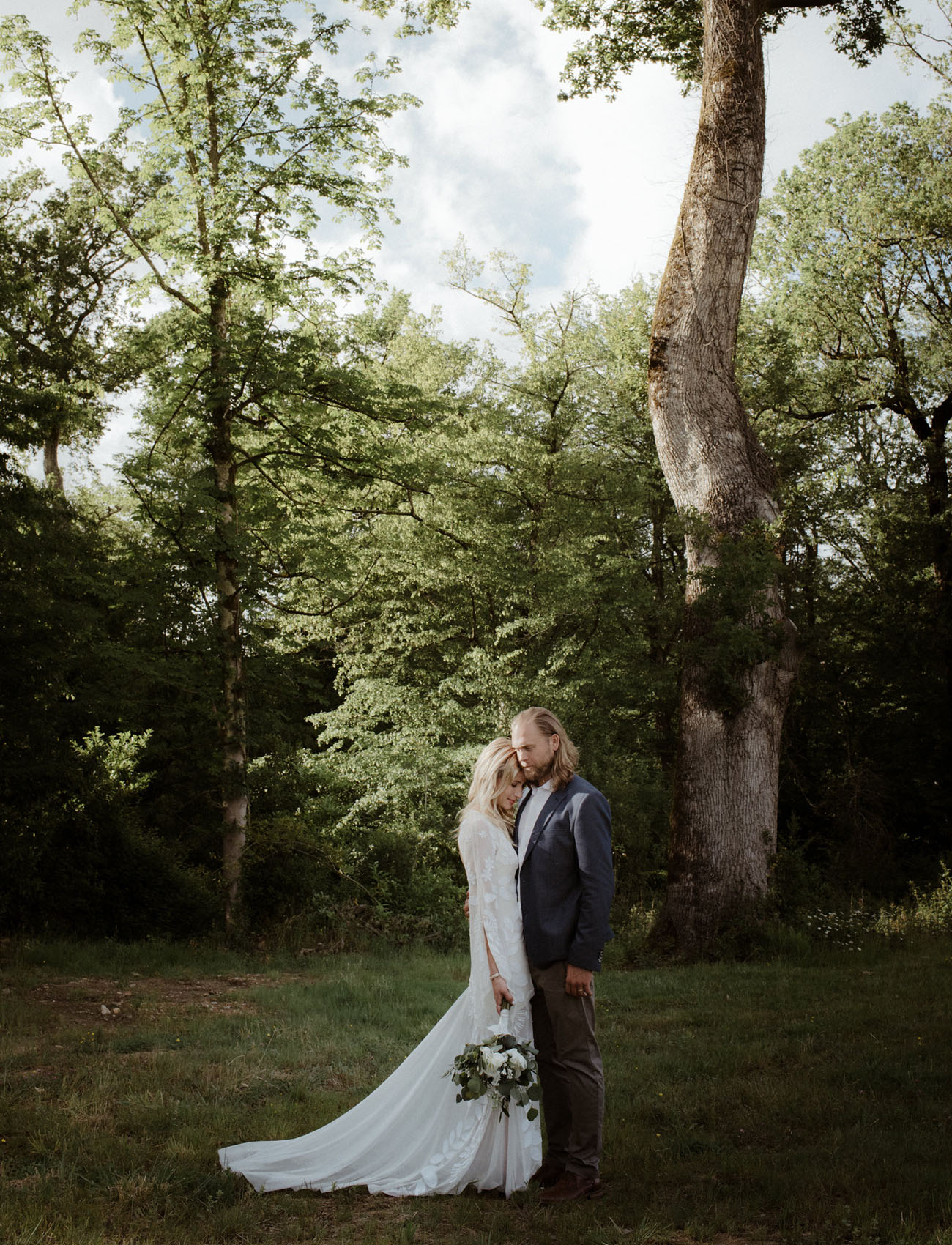 Romantic French Castle Wedding