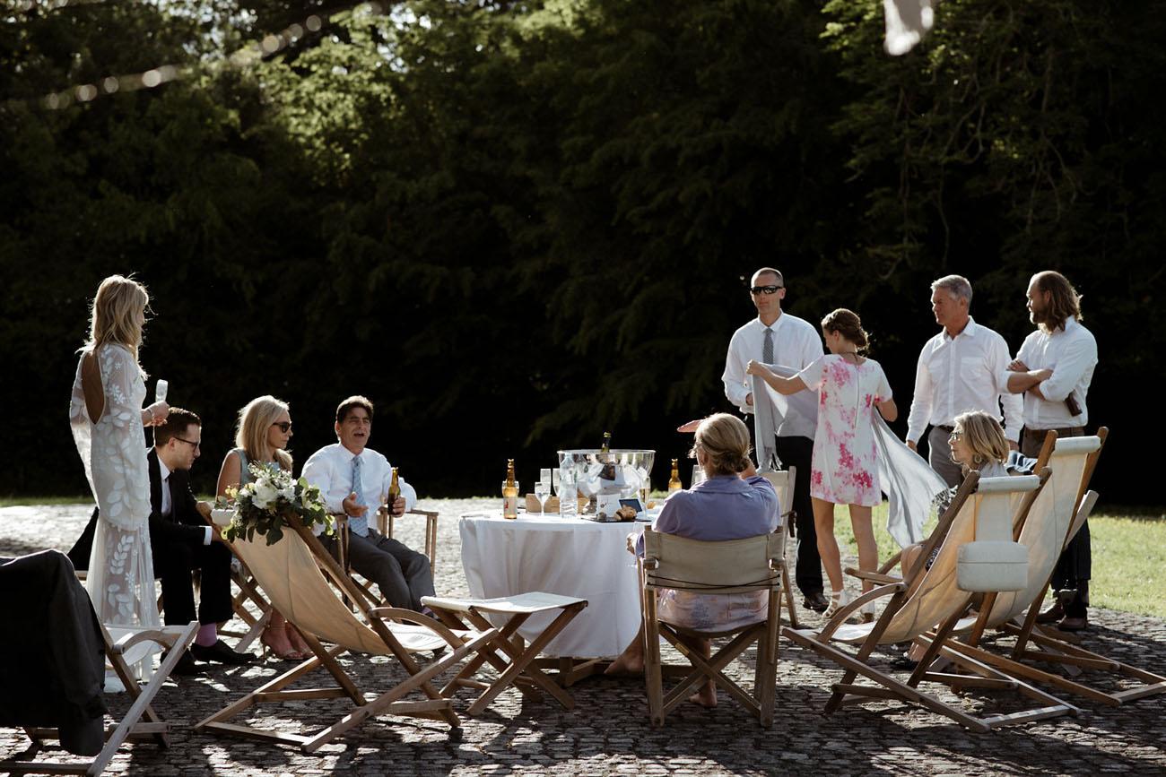 Romantic French Castle Wedding