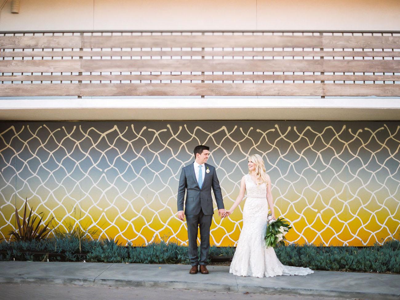 Boho Chic Goodland Hotel Wedding