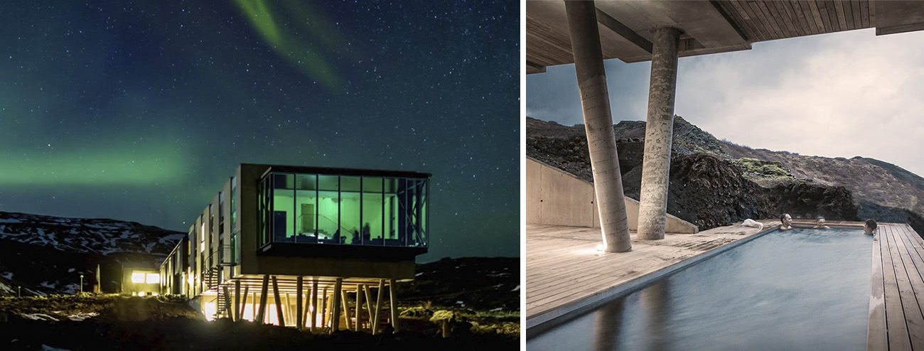 ION Luxury Adventure Hotel in Iceland