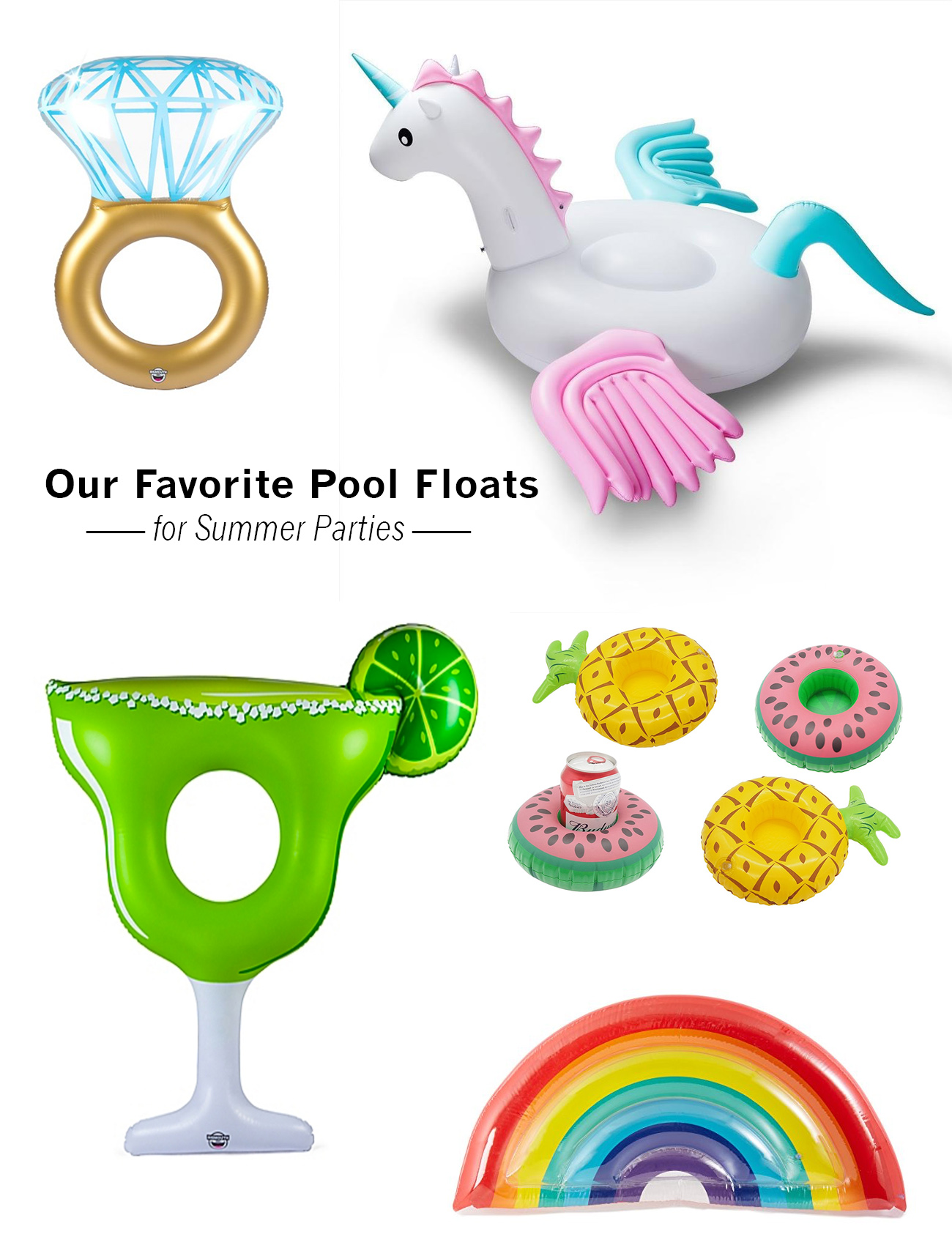 Best Pool Floats for Summer