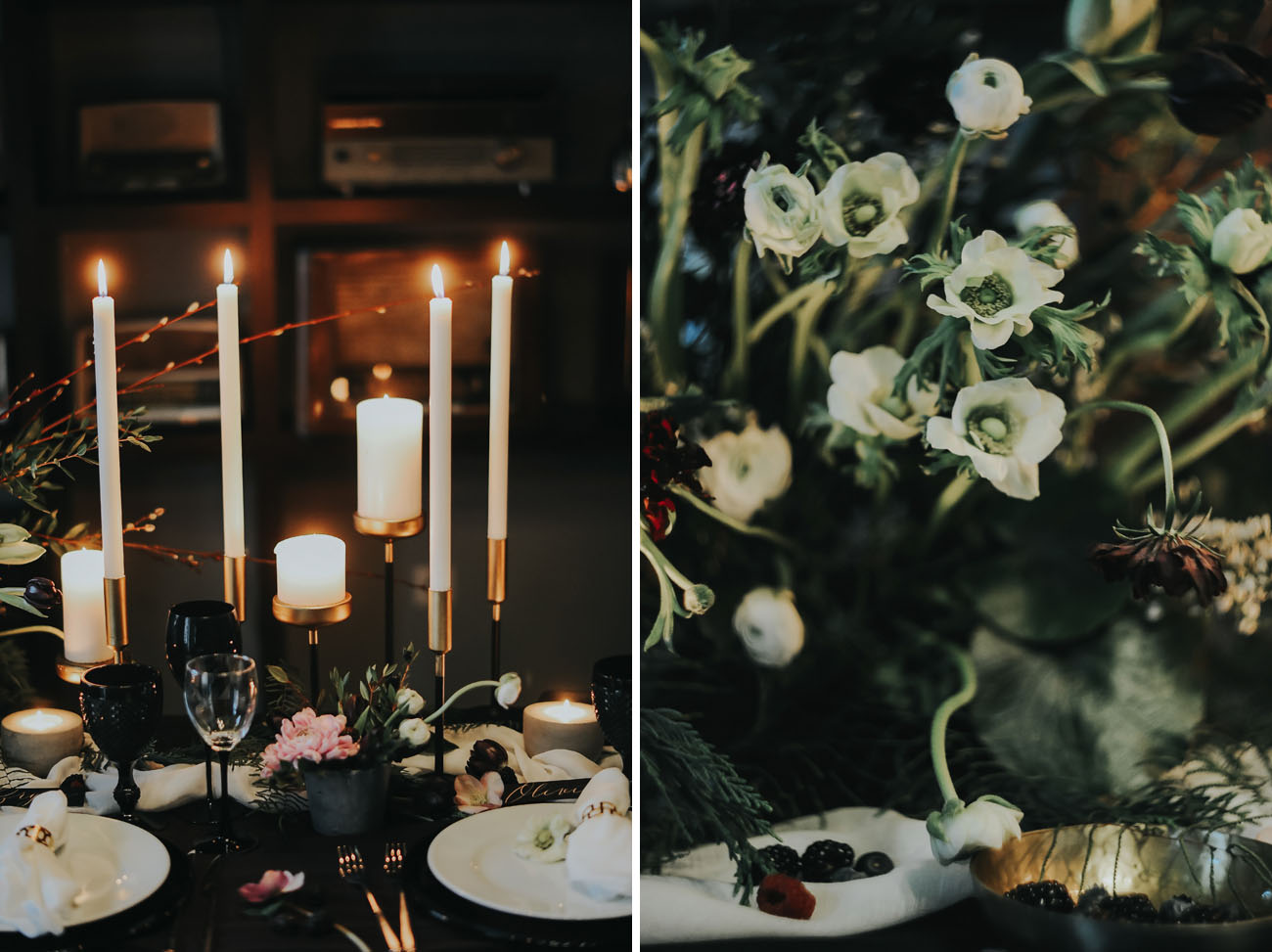 Rock and Roll Inspired Wedding