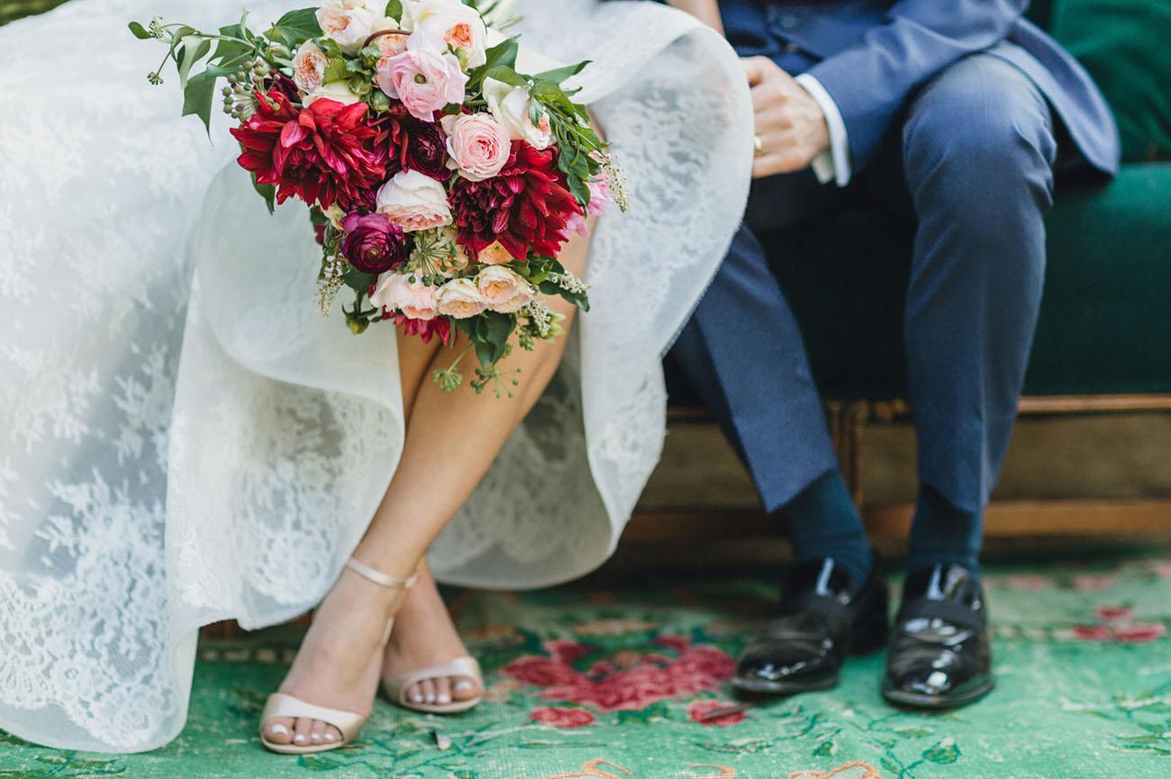 Romantic Santa Barbara Barn Wedding