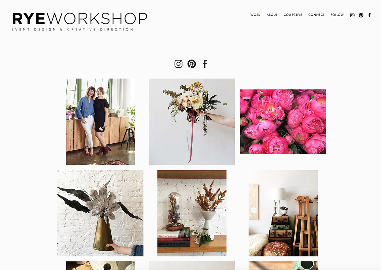 Build Your Website with Squarespace