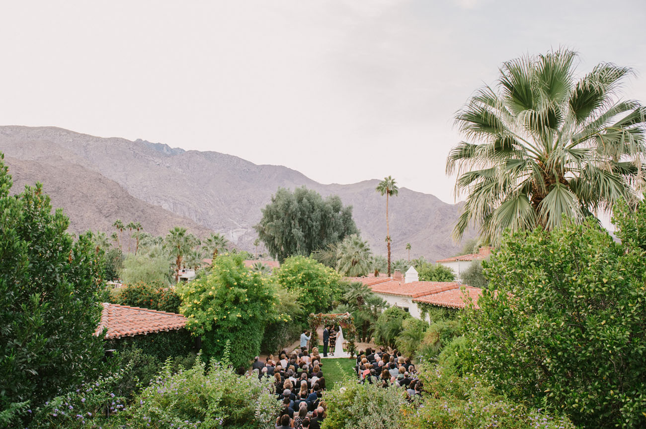 Colony Palms Wedding