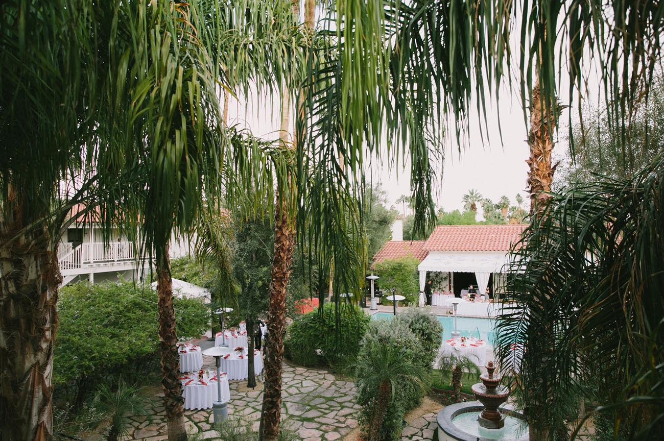 Colony Palms Wedding