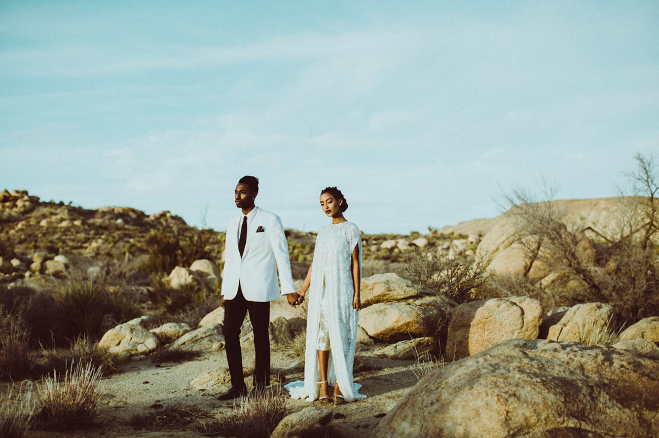 Desert Mirage Wedding Inspiration
