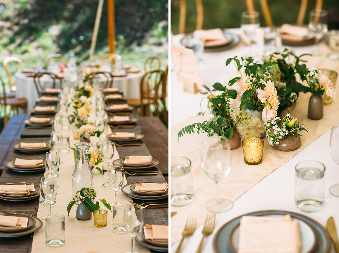 East Fork Pottery Wedding
