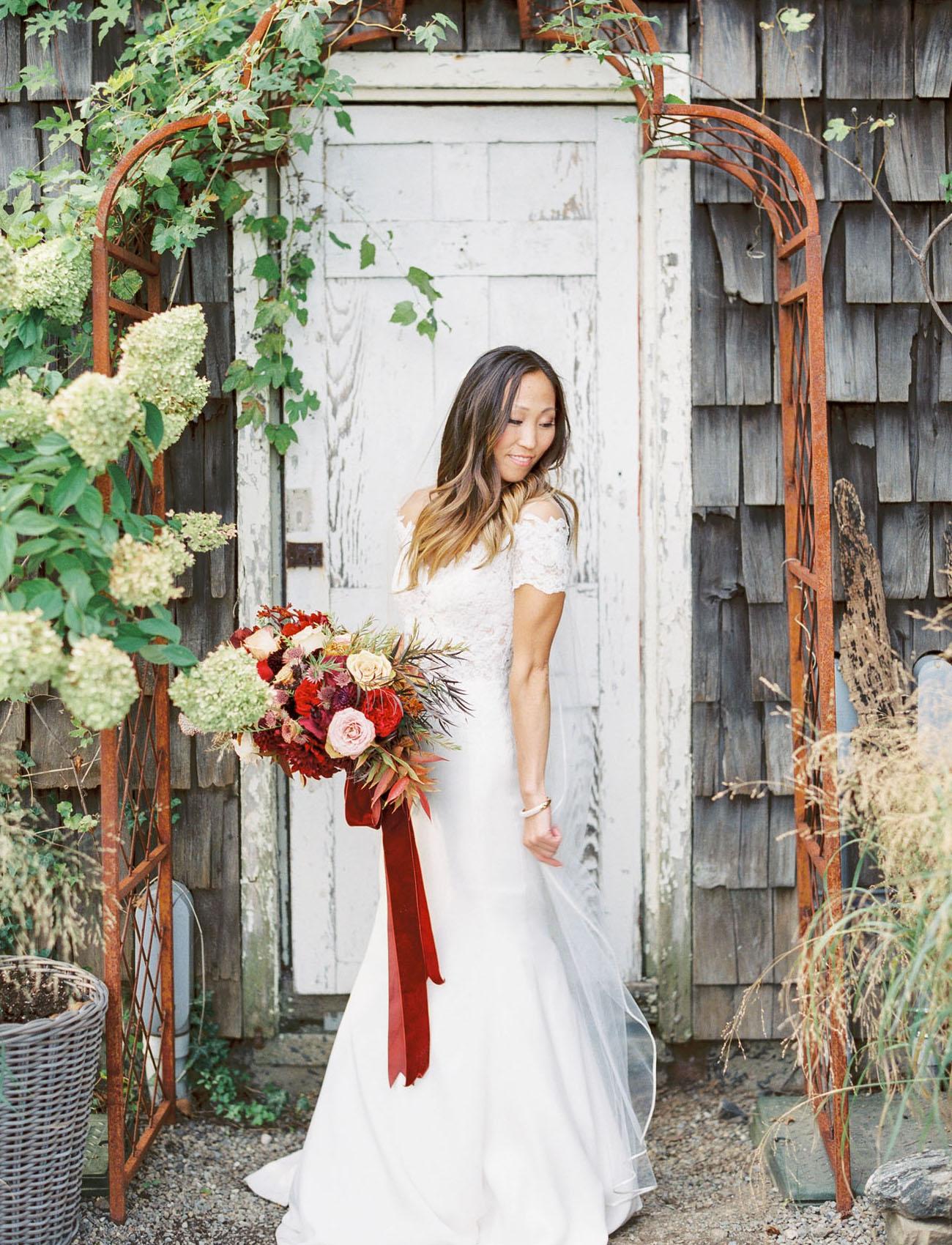 Lovely Bride Dress