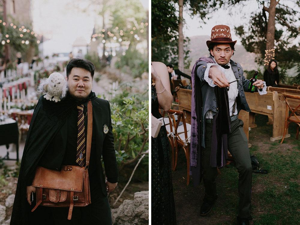 wizard guests