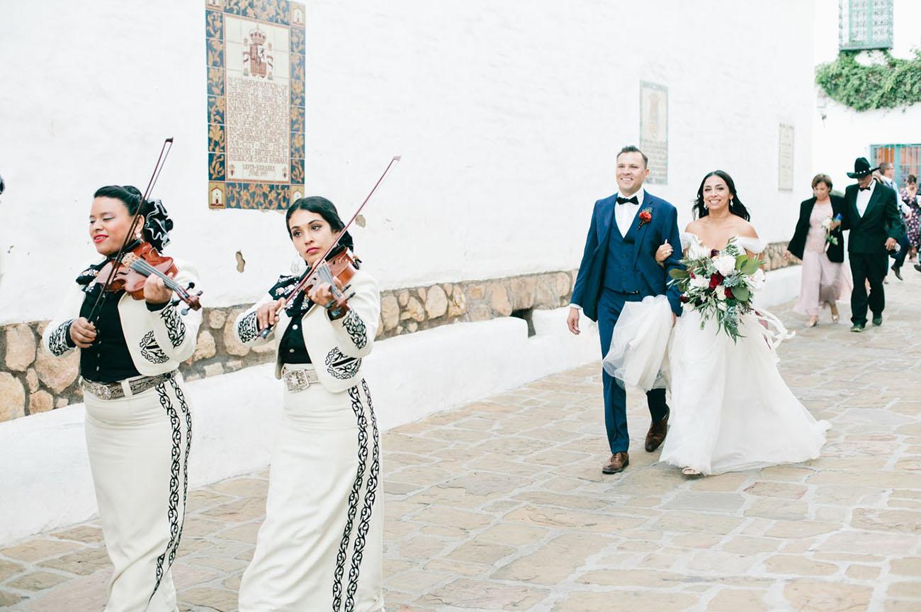 Historical Spanish Wedding
