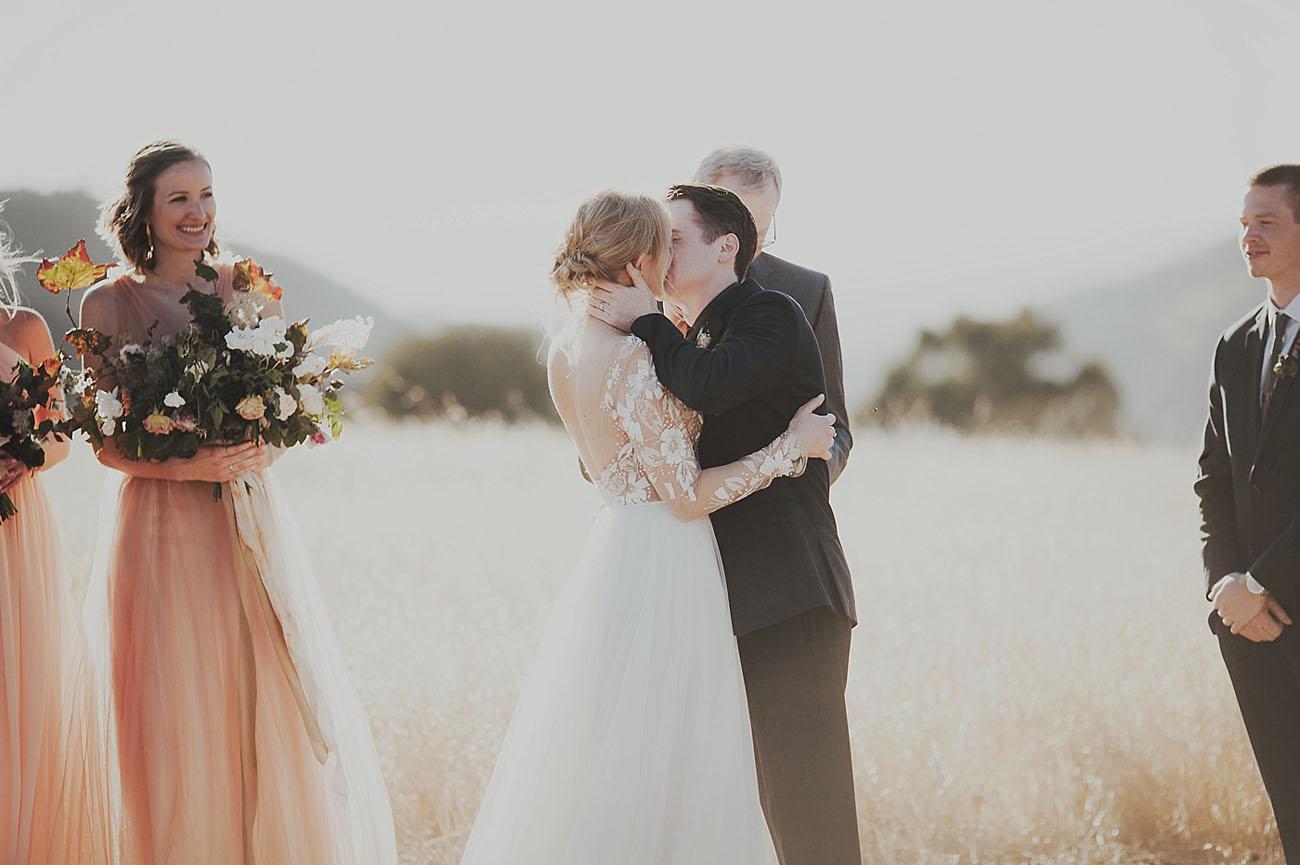 Figueroa Mountain Farmhouse Wedding