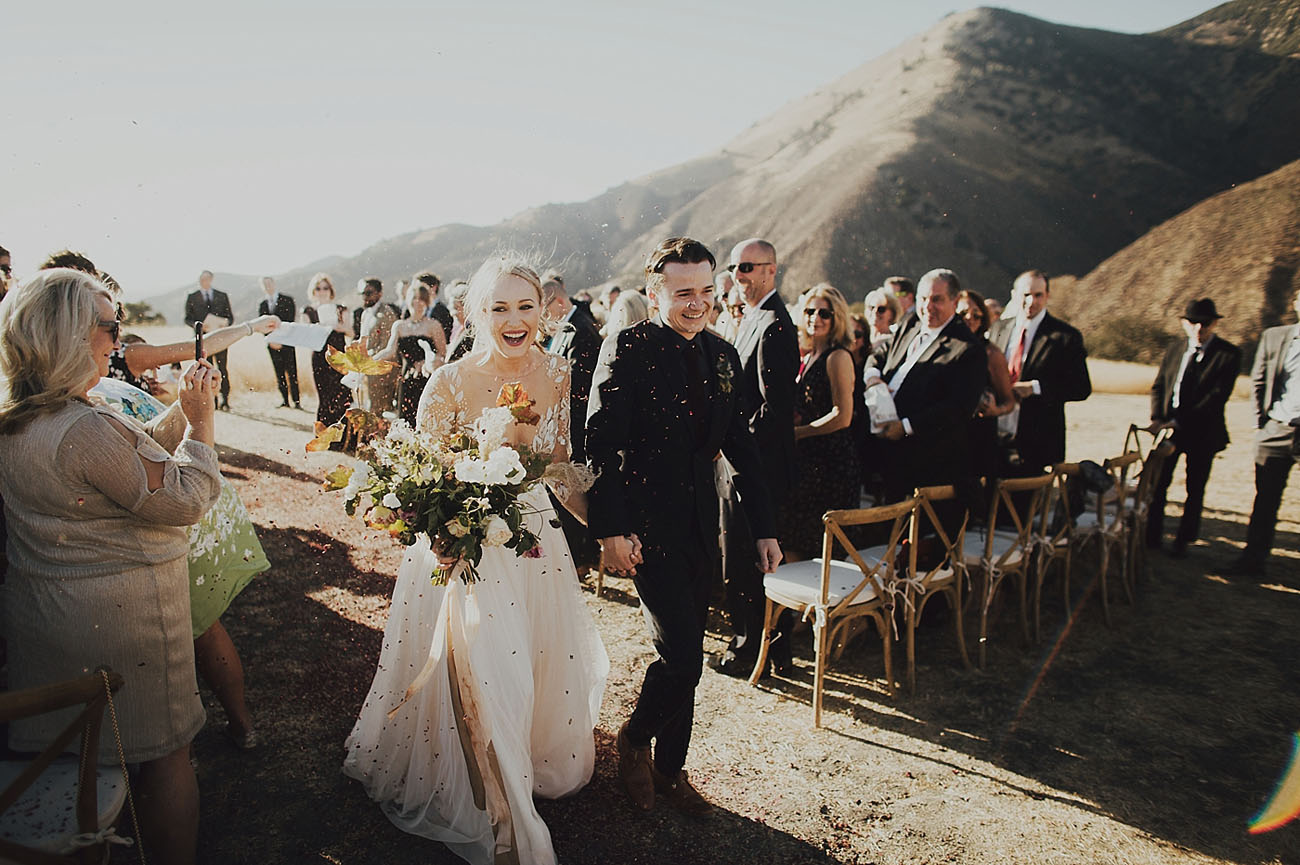 Figueroa Mountain Farmhouse Wedding