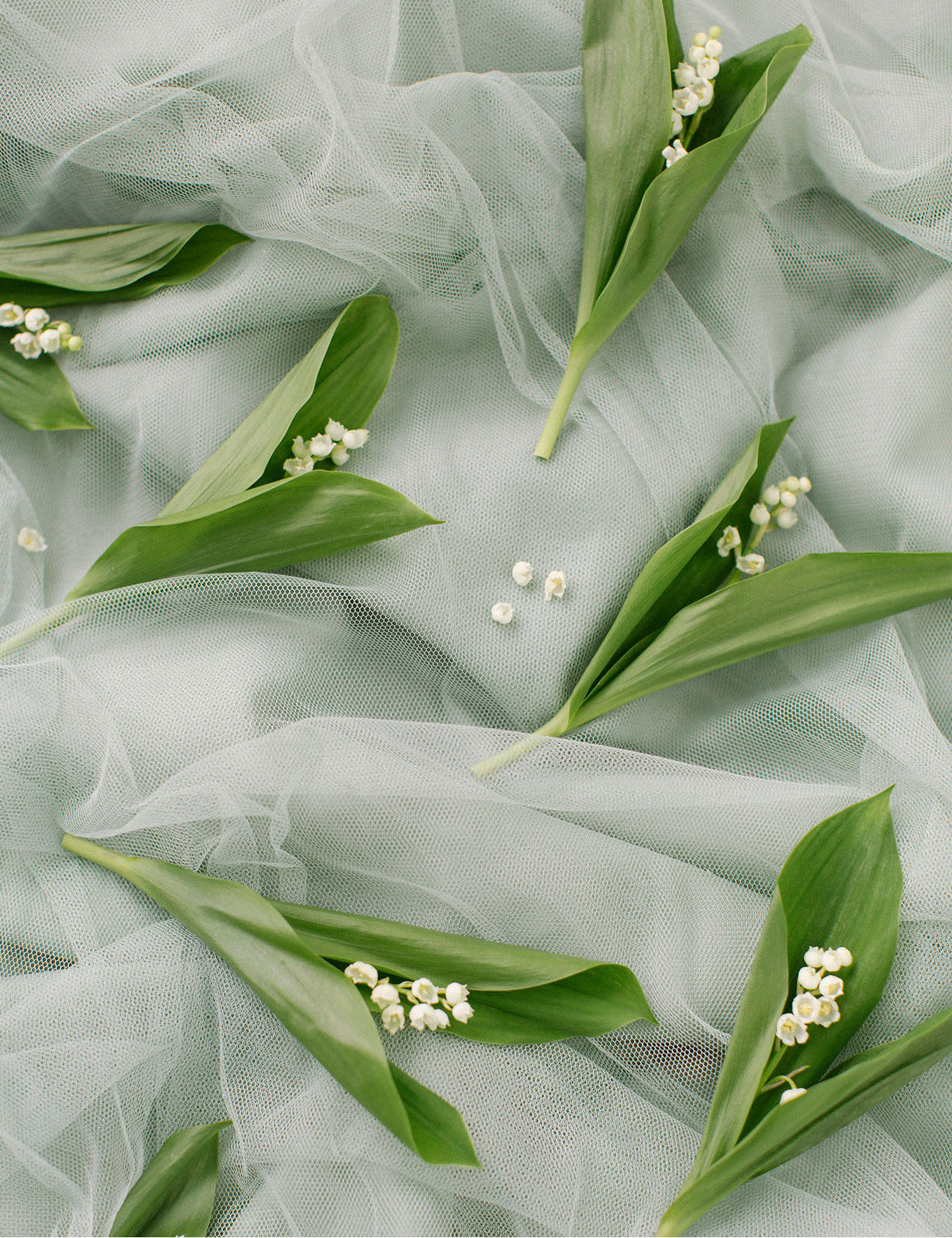 A Year Of Flowers Lily Of The Valley Green Wedding Shoes