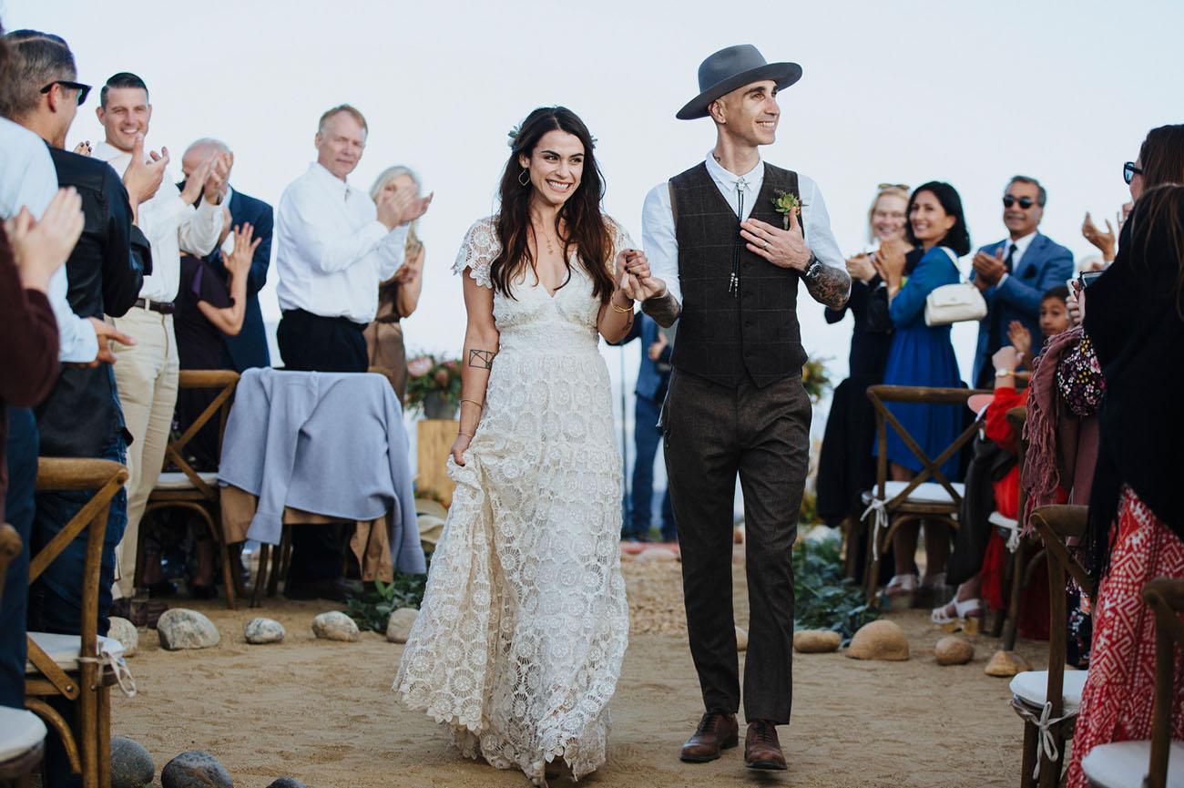 Malibu Mountain Wedding