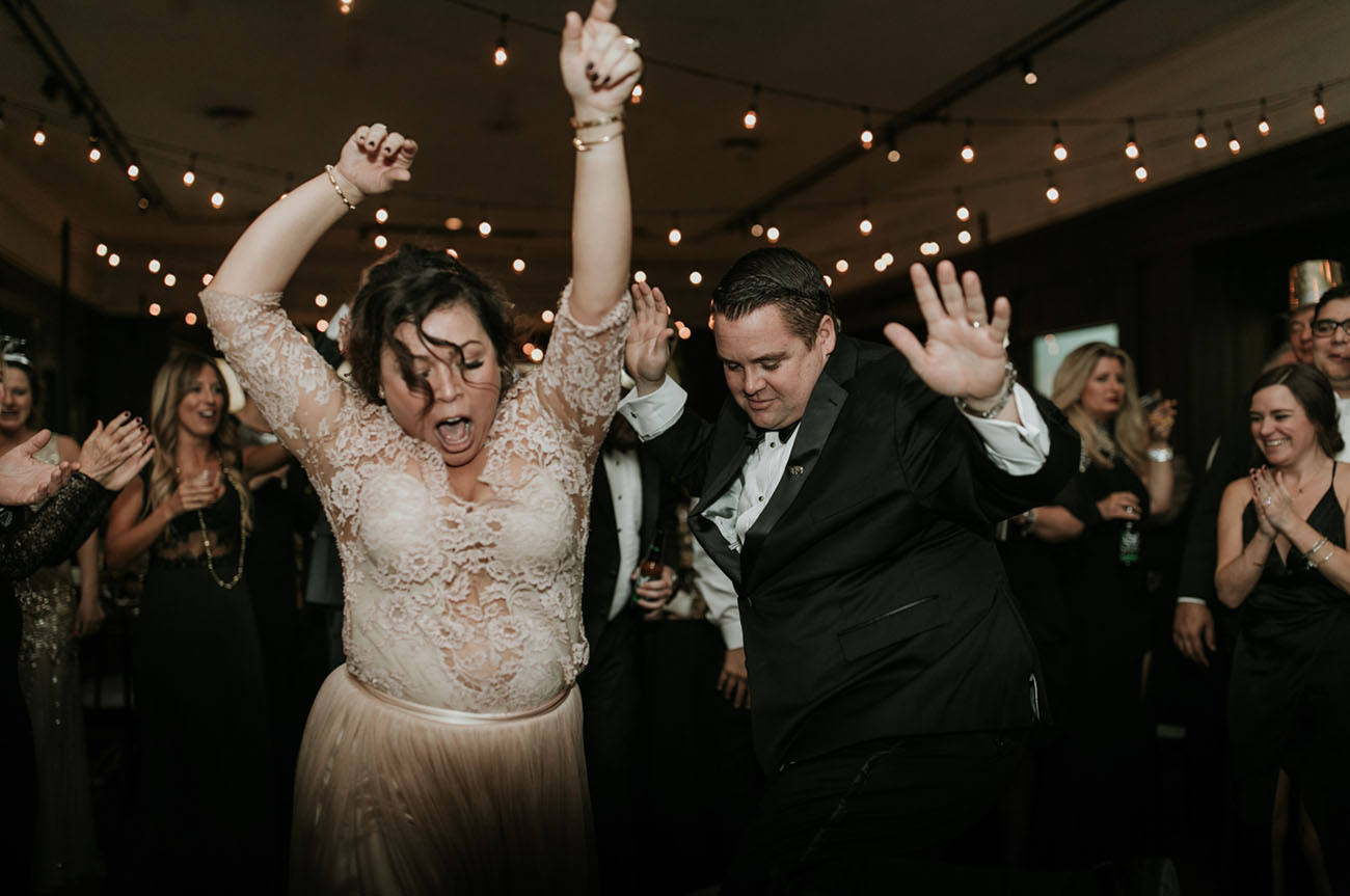 New years eve wedding at the natural history museum of los new years eve wedding junglespirit Choice Image