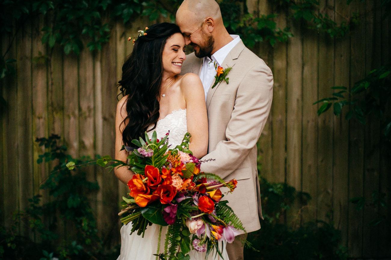Old Florida Wedding Inspiration