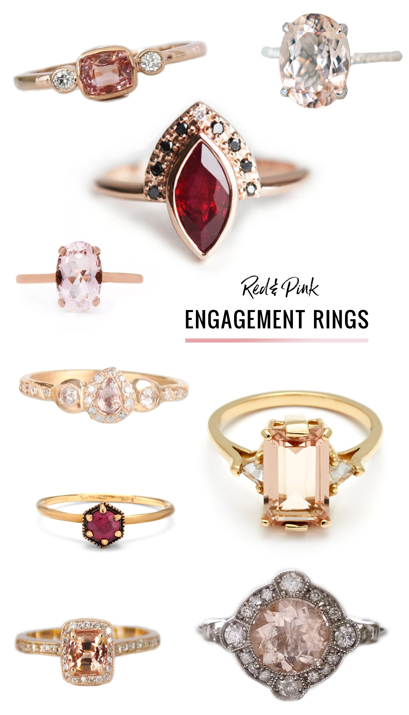http://greenweddingshoes.com/wp-content/uploads/2017/05/red_pink_engagement_rings.jpg Unique