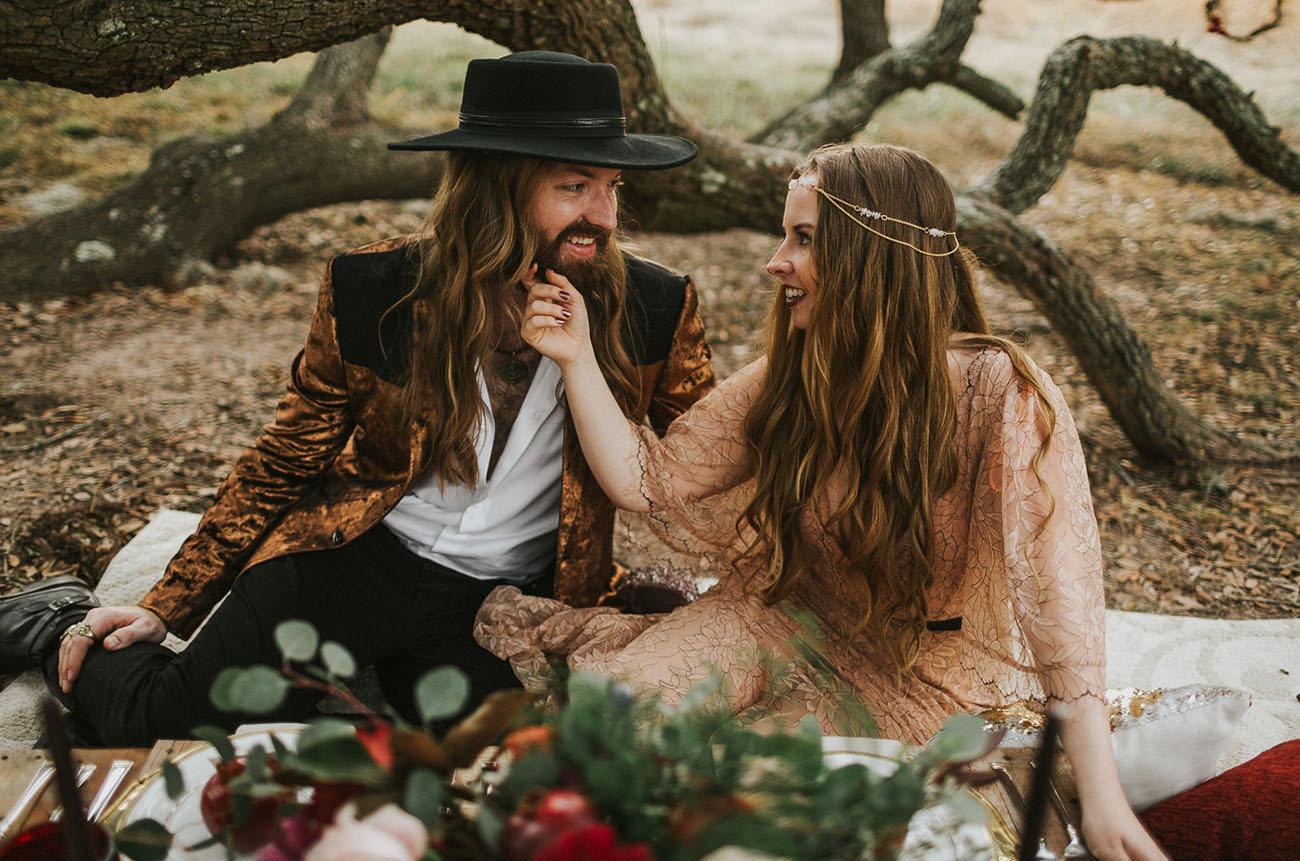 Romantic 70s Inspiration