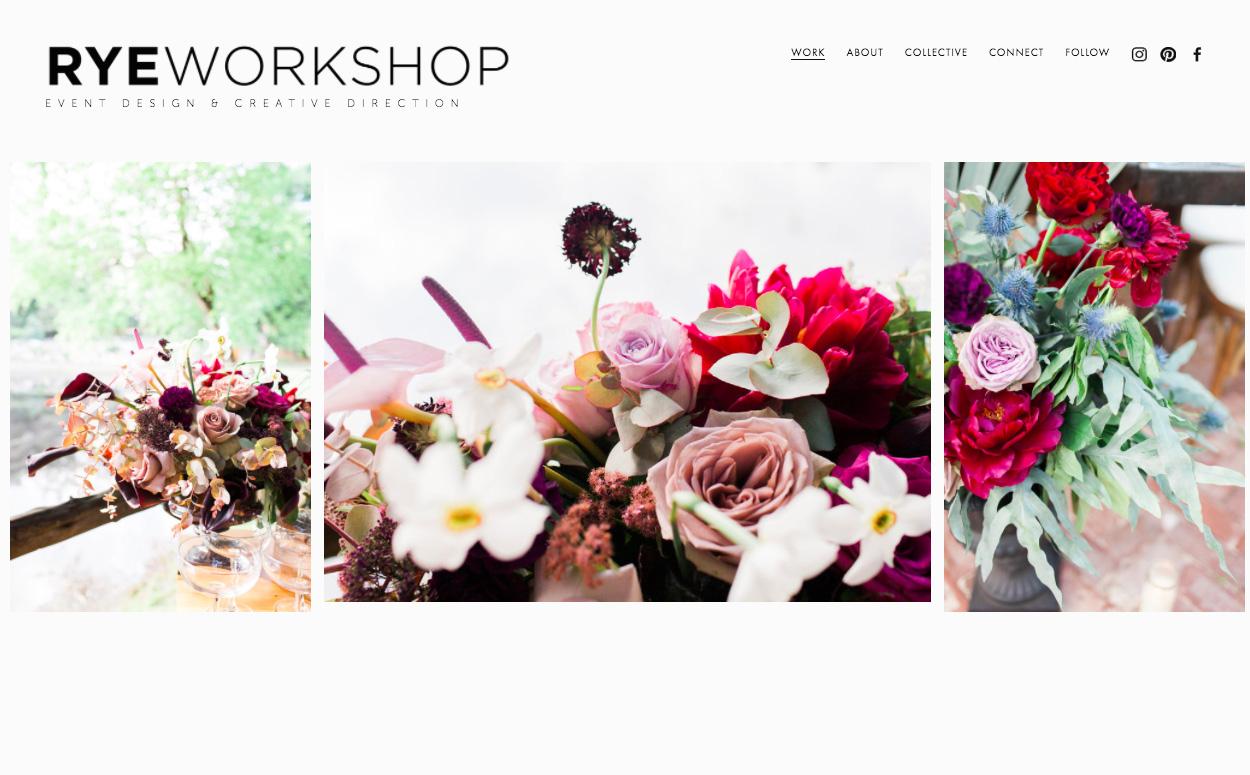 rye workshop website