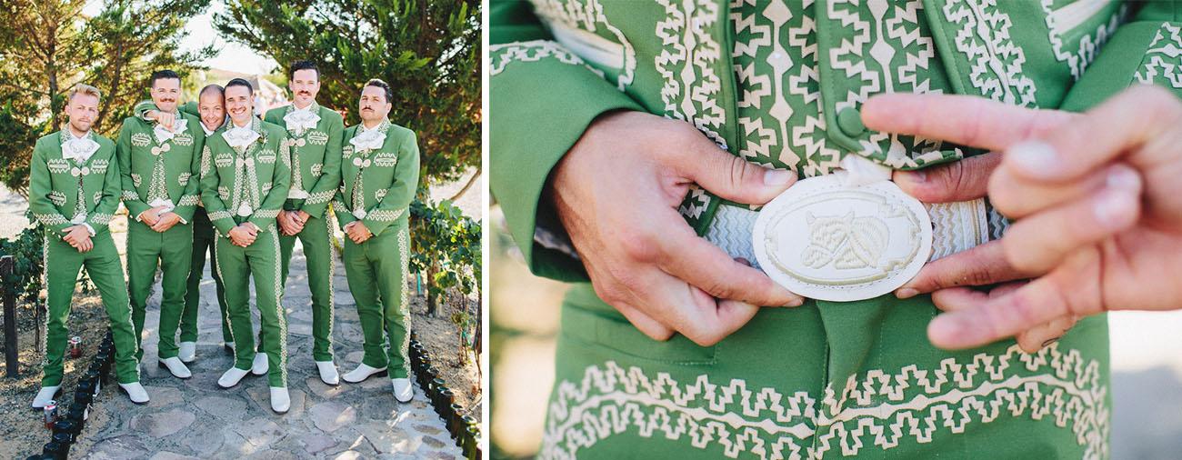 charro suit groomsmen