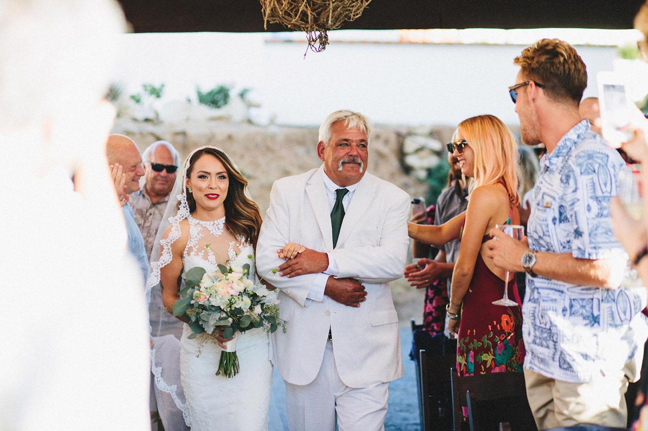 Rustic Mexico Wedding