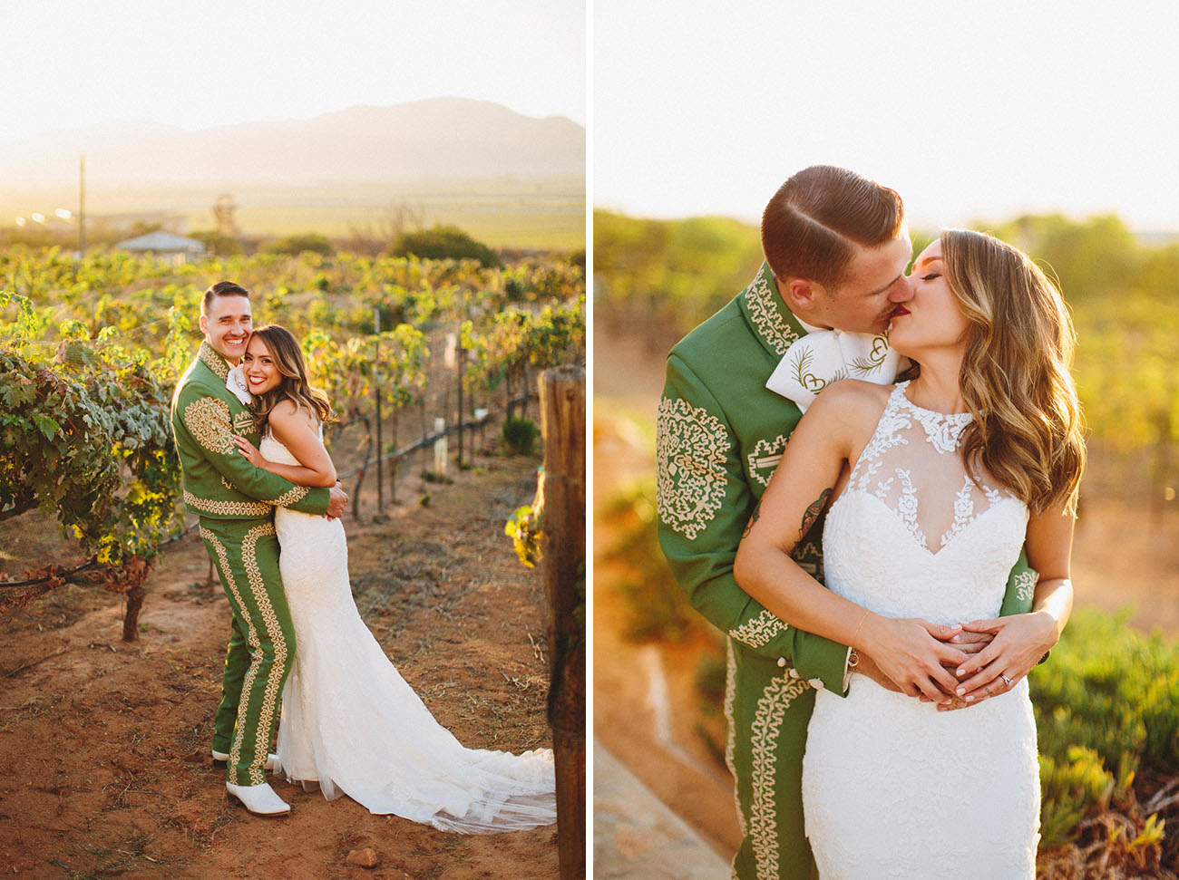 Rustic Mexico Wedding