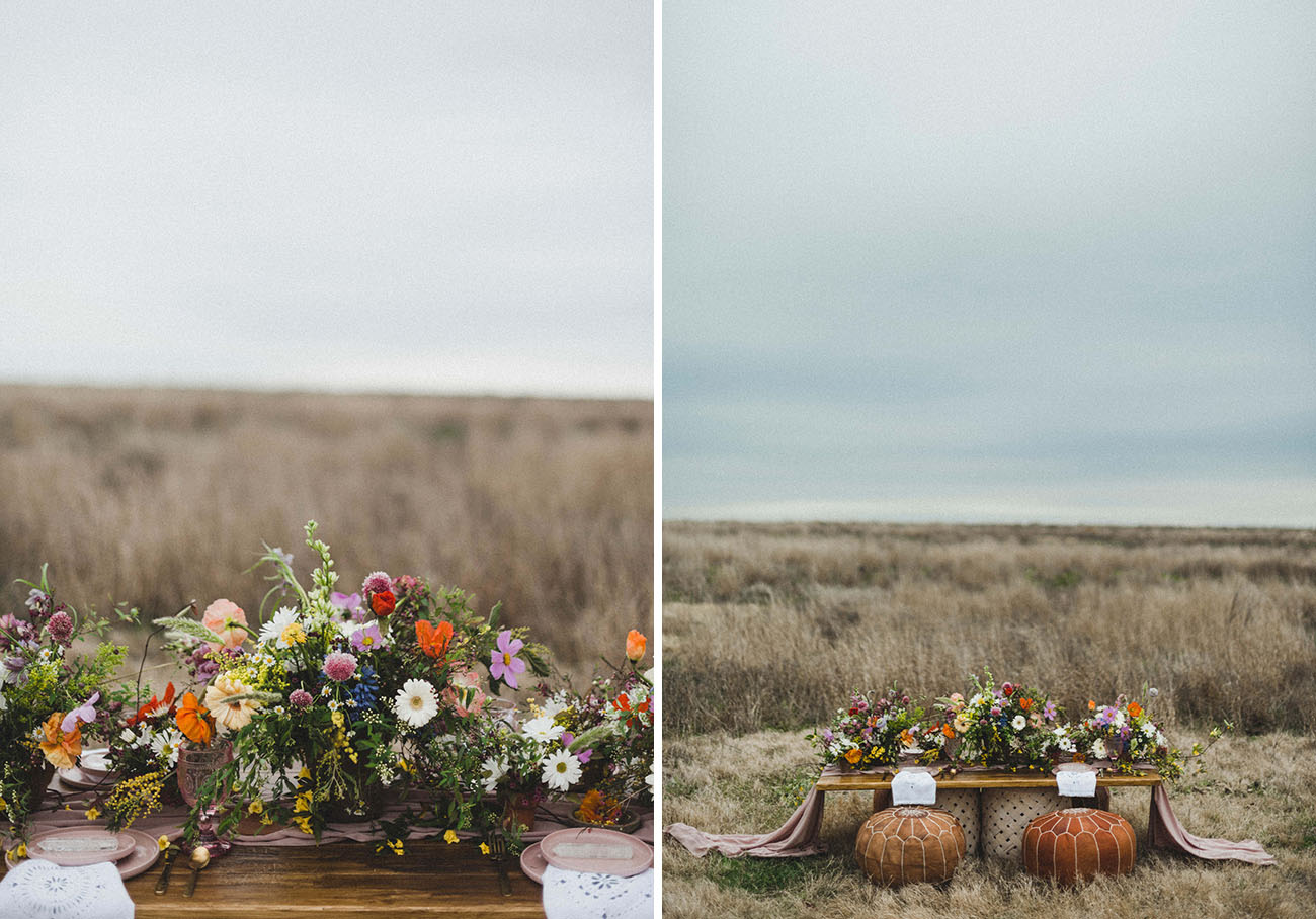 Wild and Free Wedding Inspiration