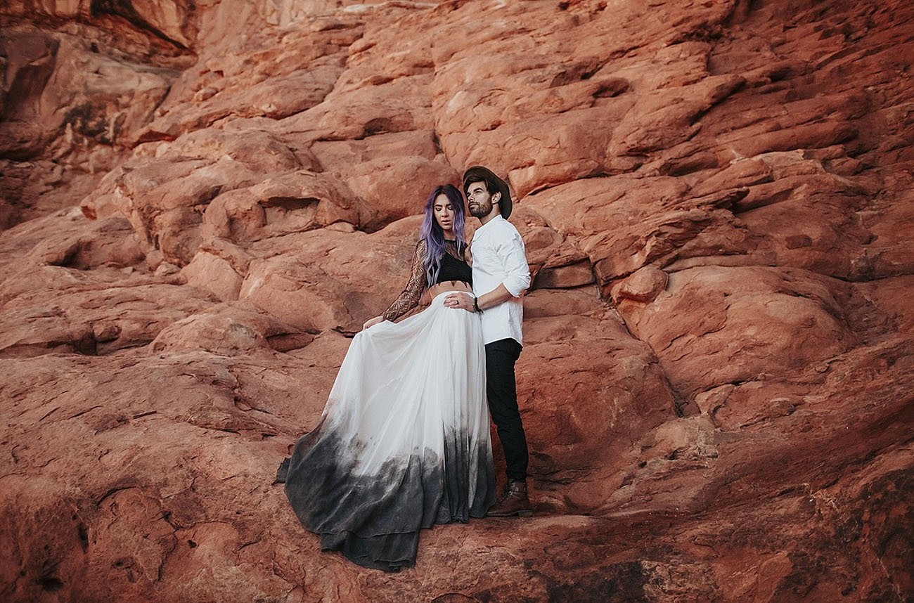 Arches Elopement Inspiration