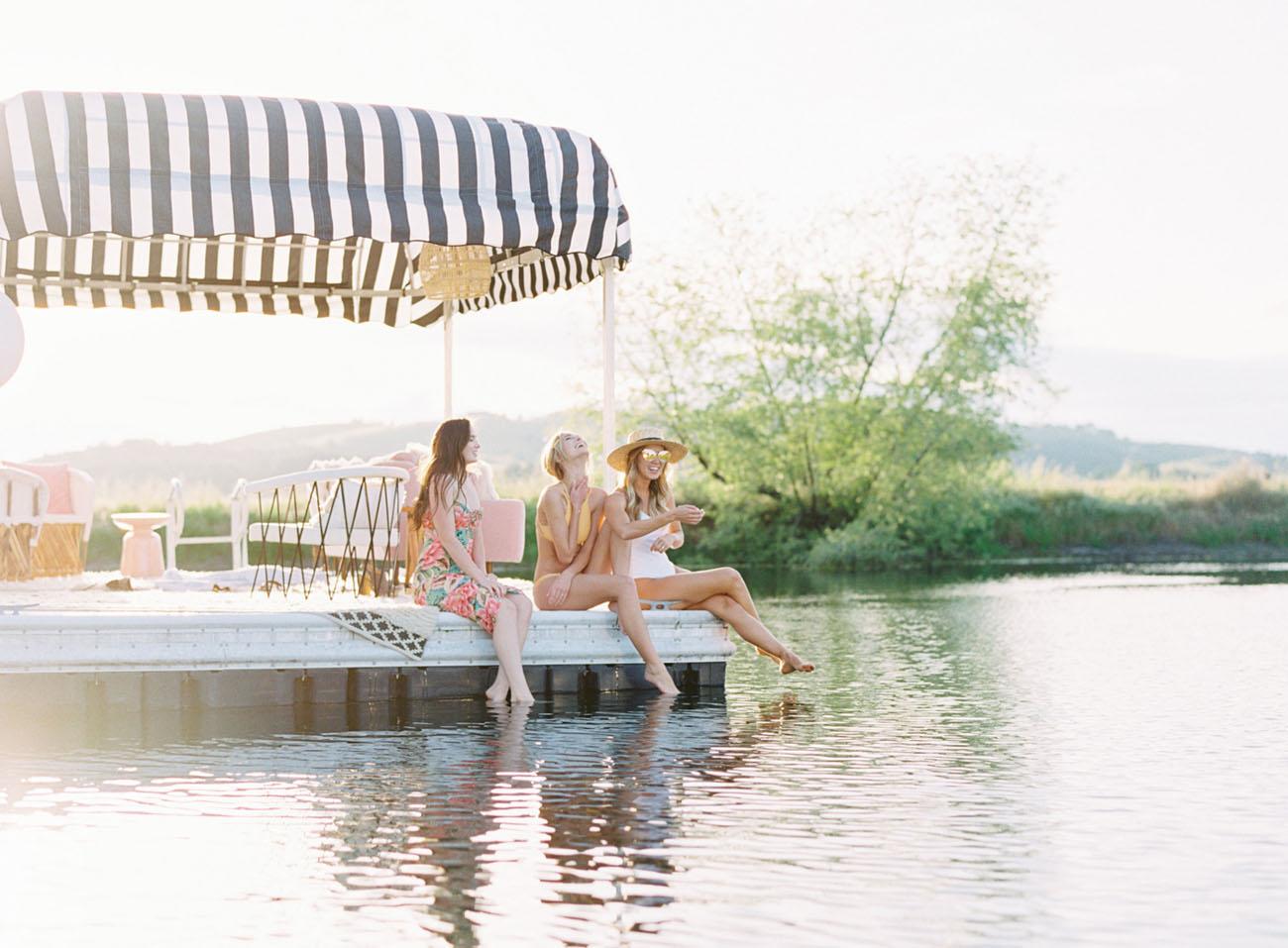 Bachelorette Campfest Inspiration