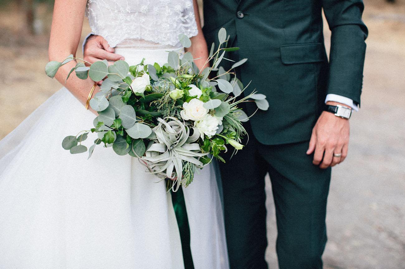 green grooms suit
