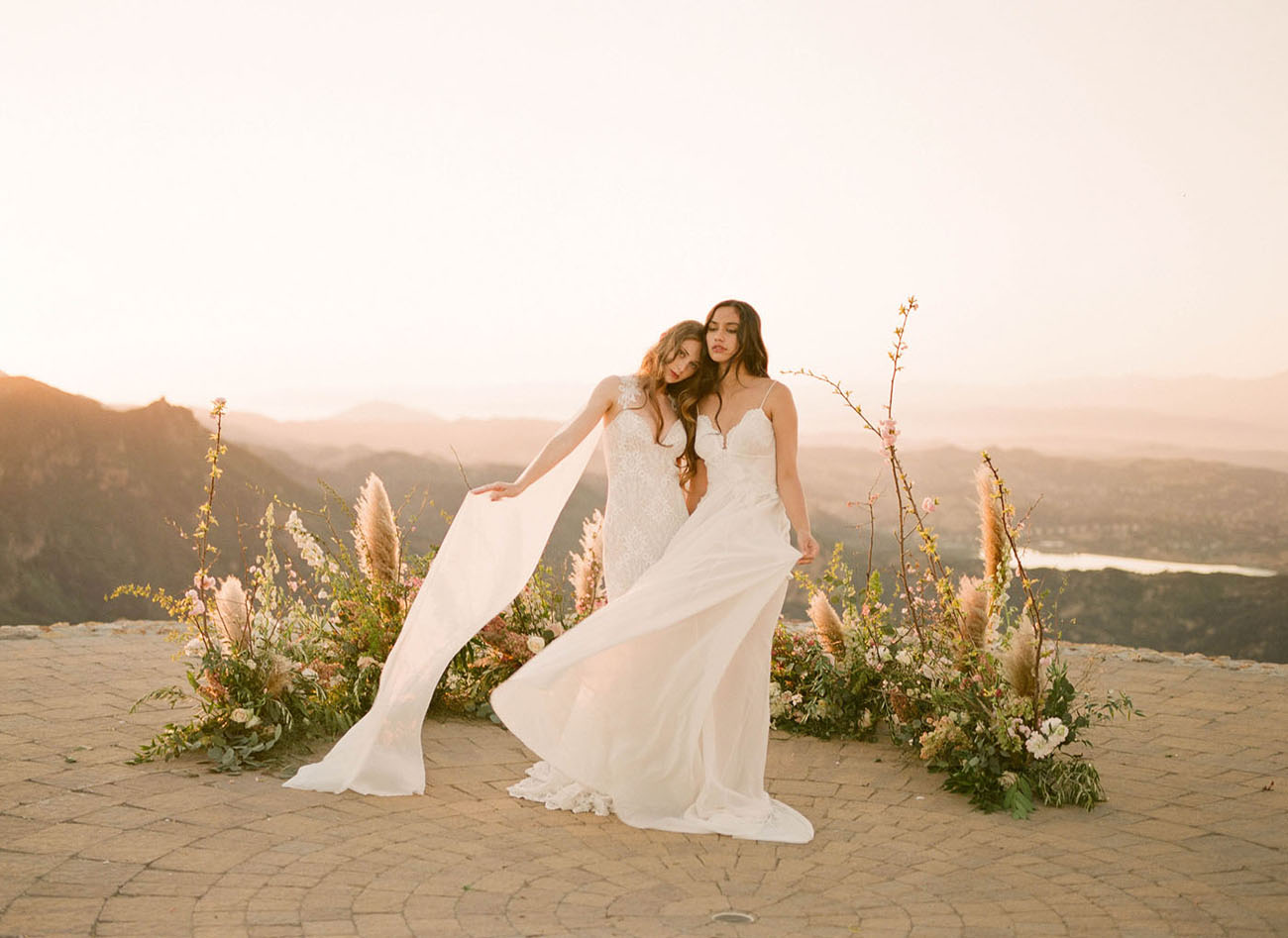 *Exclusive* First Look at Claire Pettibone?s Latest Gowns: Romantique ? The Vineyard Collection