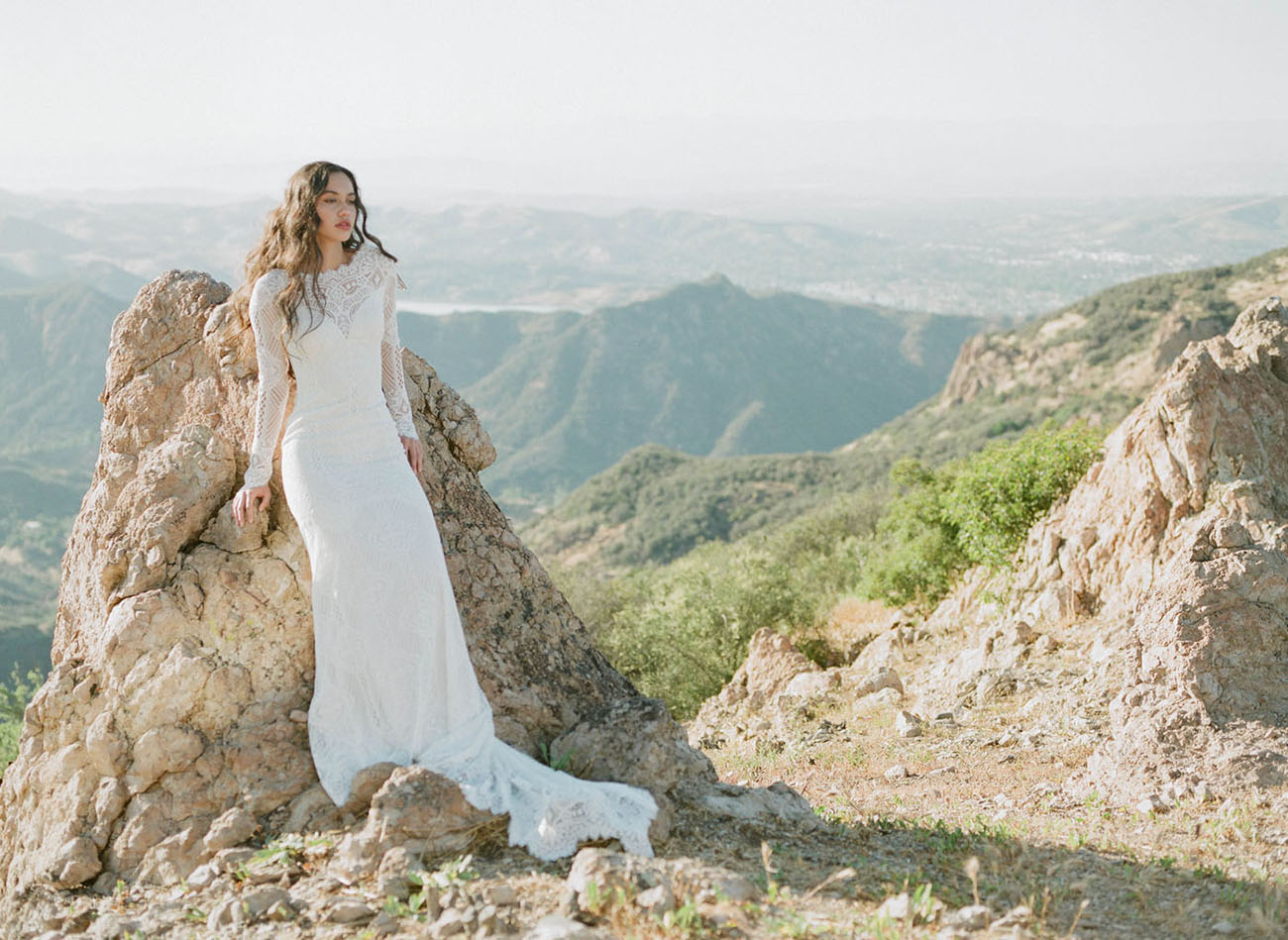 Exclusive* First Look at Claire Pettibone\'s Latest Gowns: Romantique ...