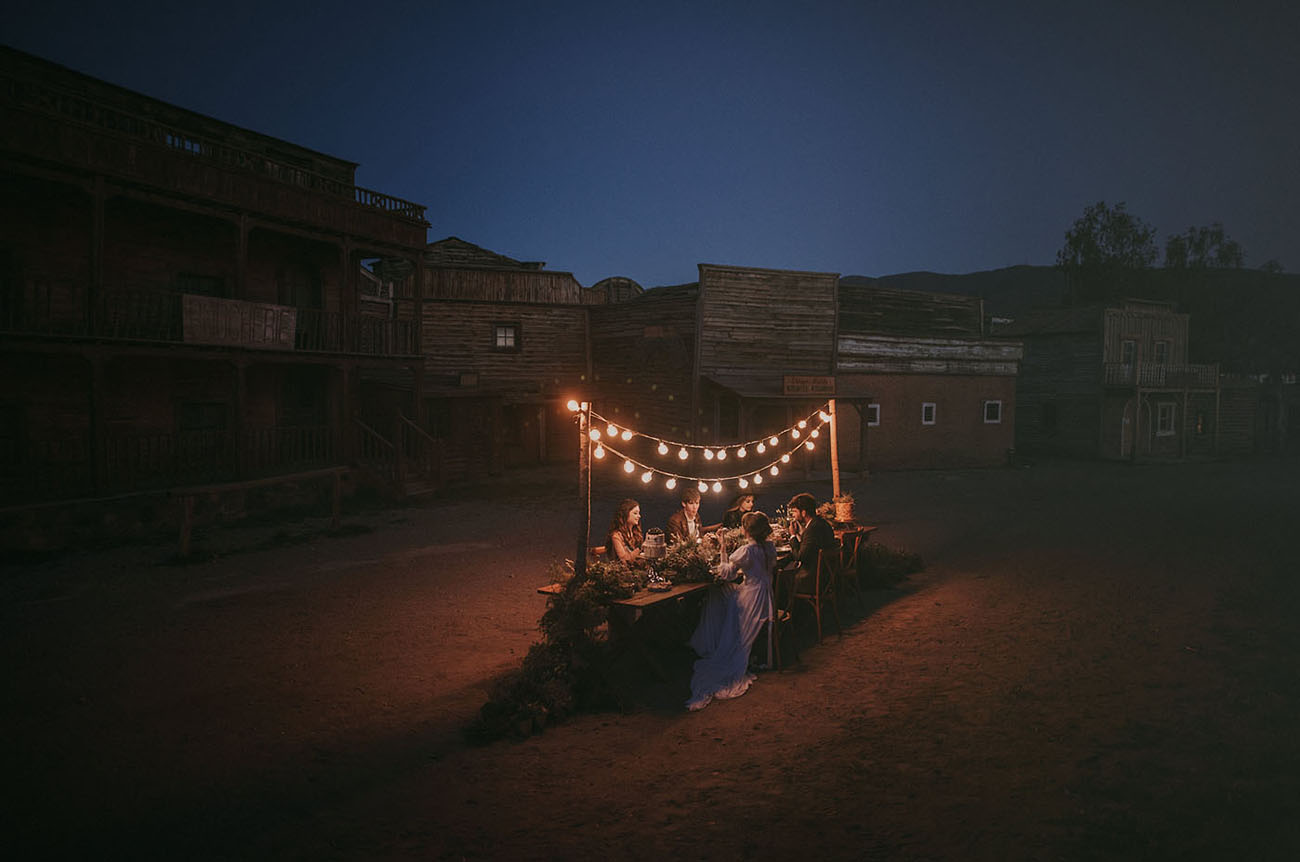 Western Wedding Inspiration