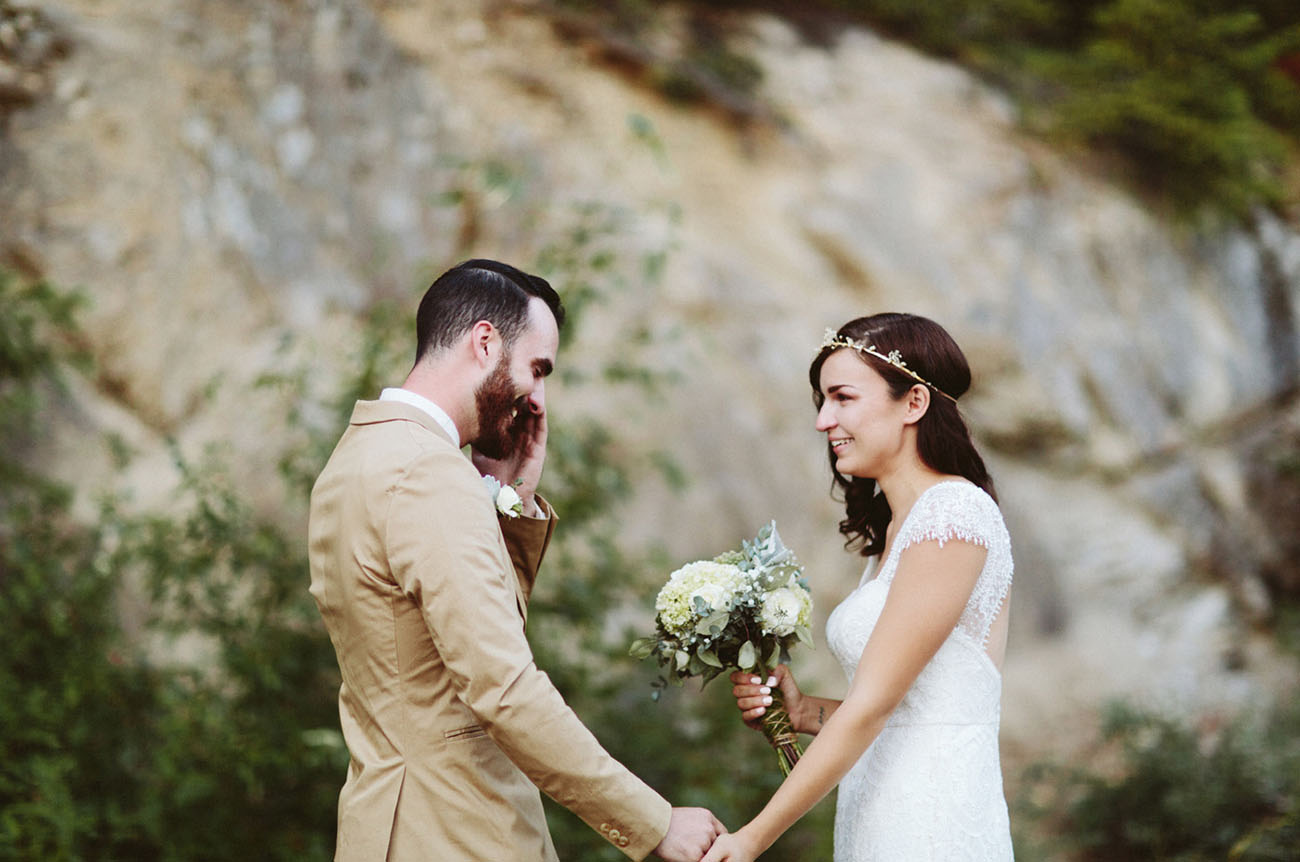 Mountain Elopement Journey