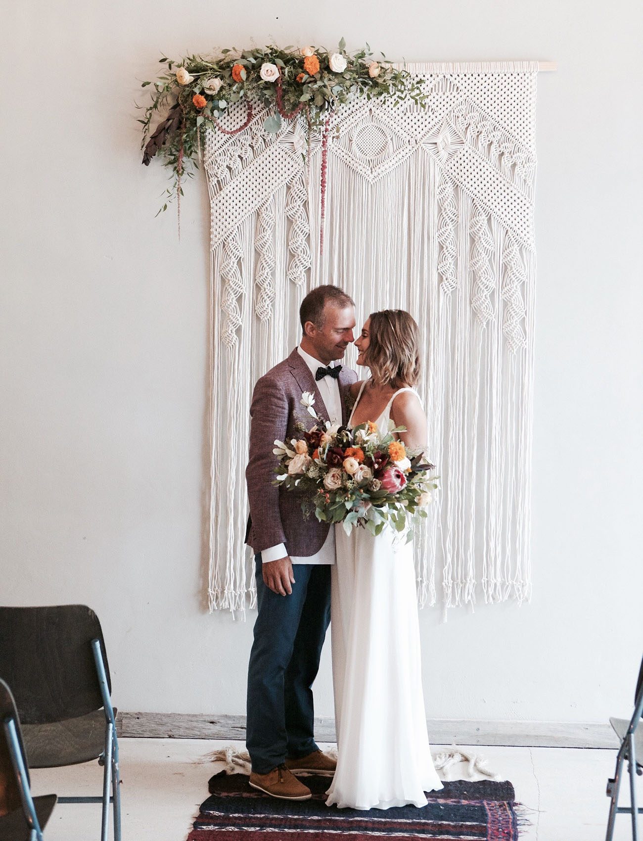 Bohemian Elopement Inspiration In Miamis Wynwood Arts District