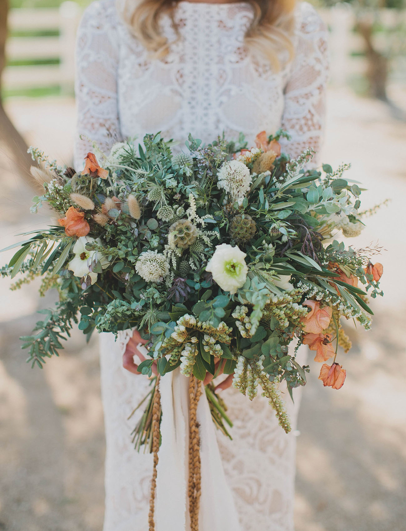 Earthy Boho Bouquet