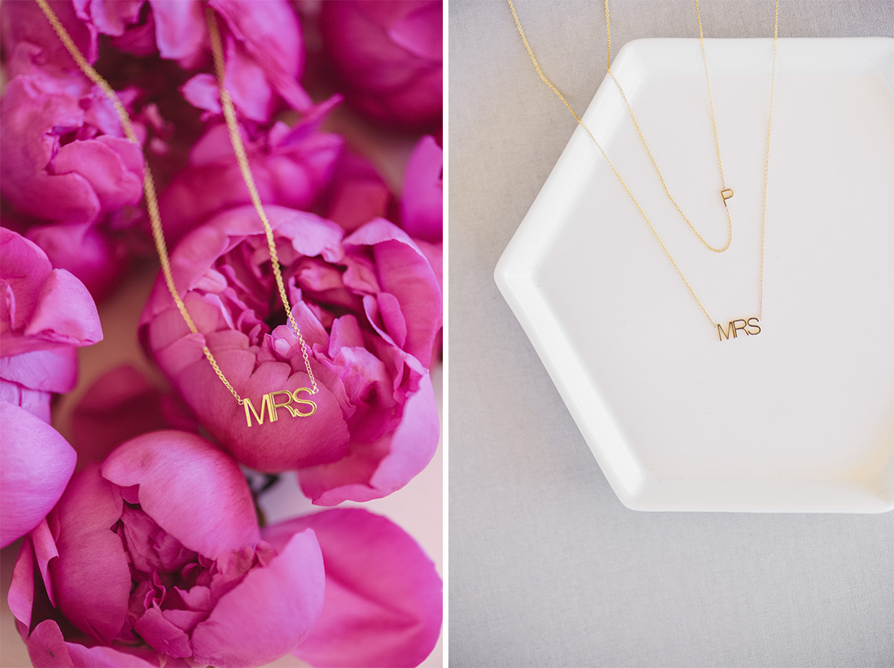 The Most Darling + Dainty Necklaces from Maya Brenner + a *GIVEAWAY*