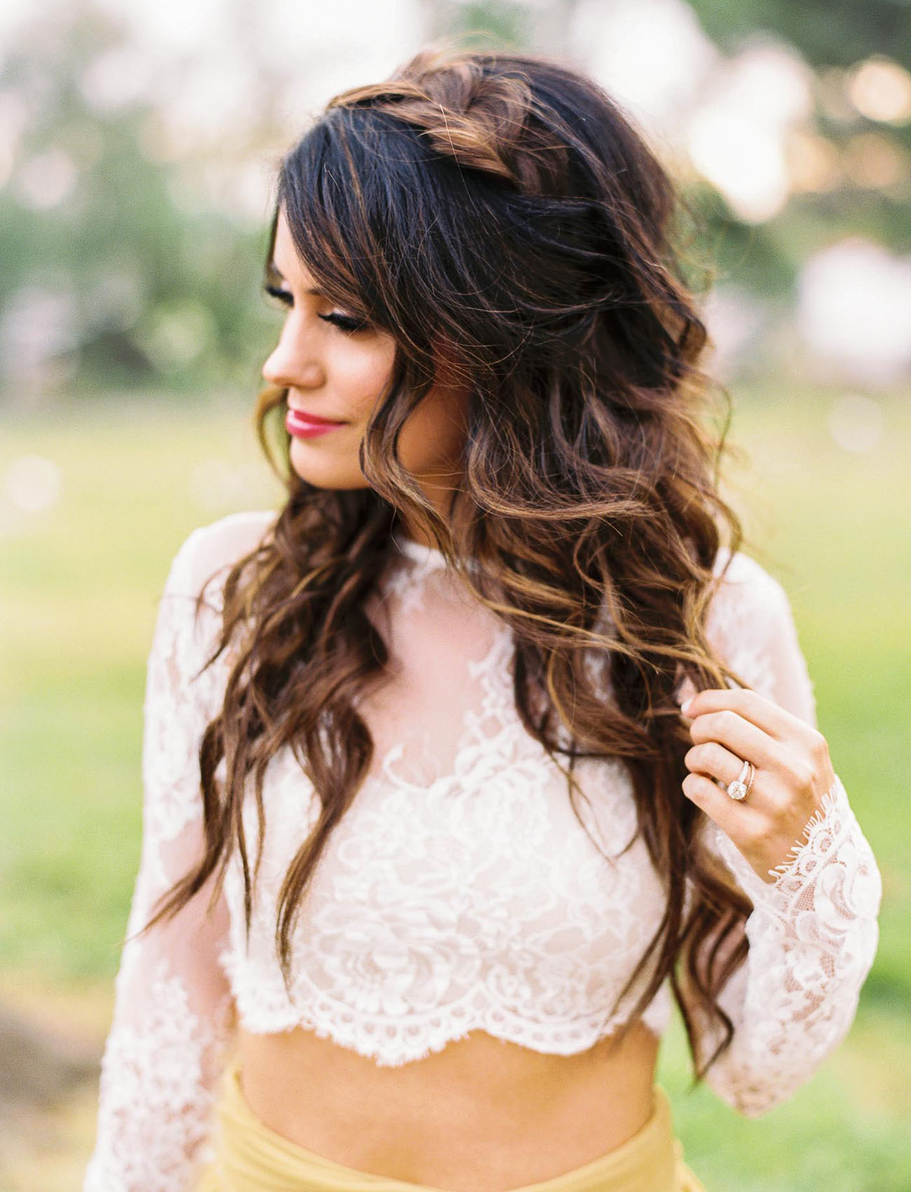 loose waves braid