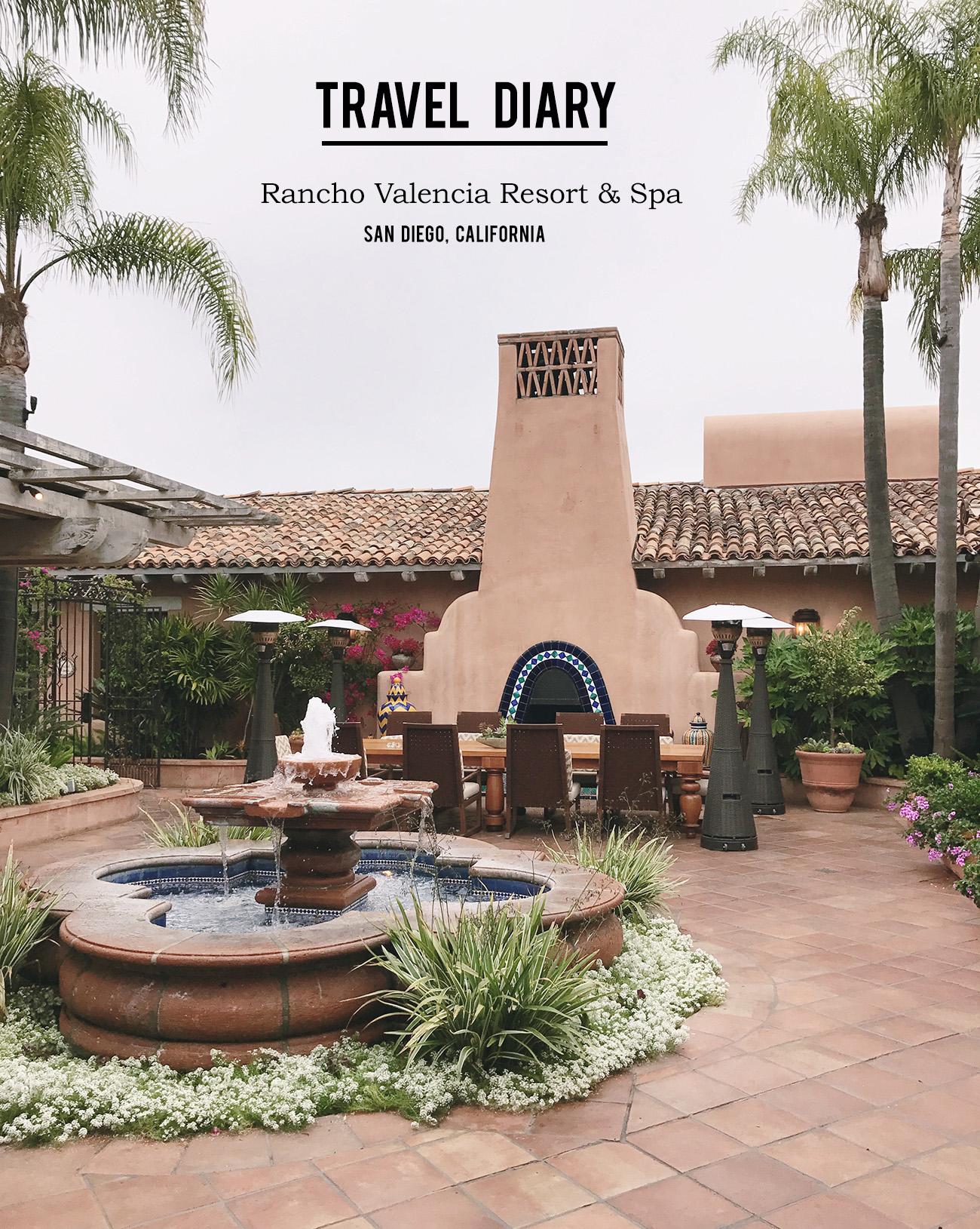 rancho valencia resort san diego california