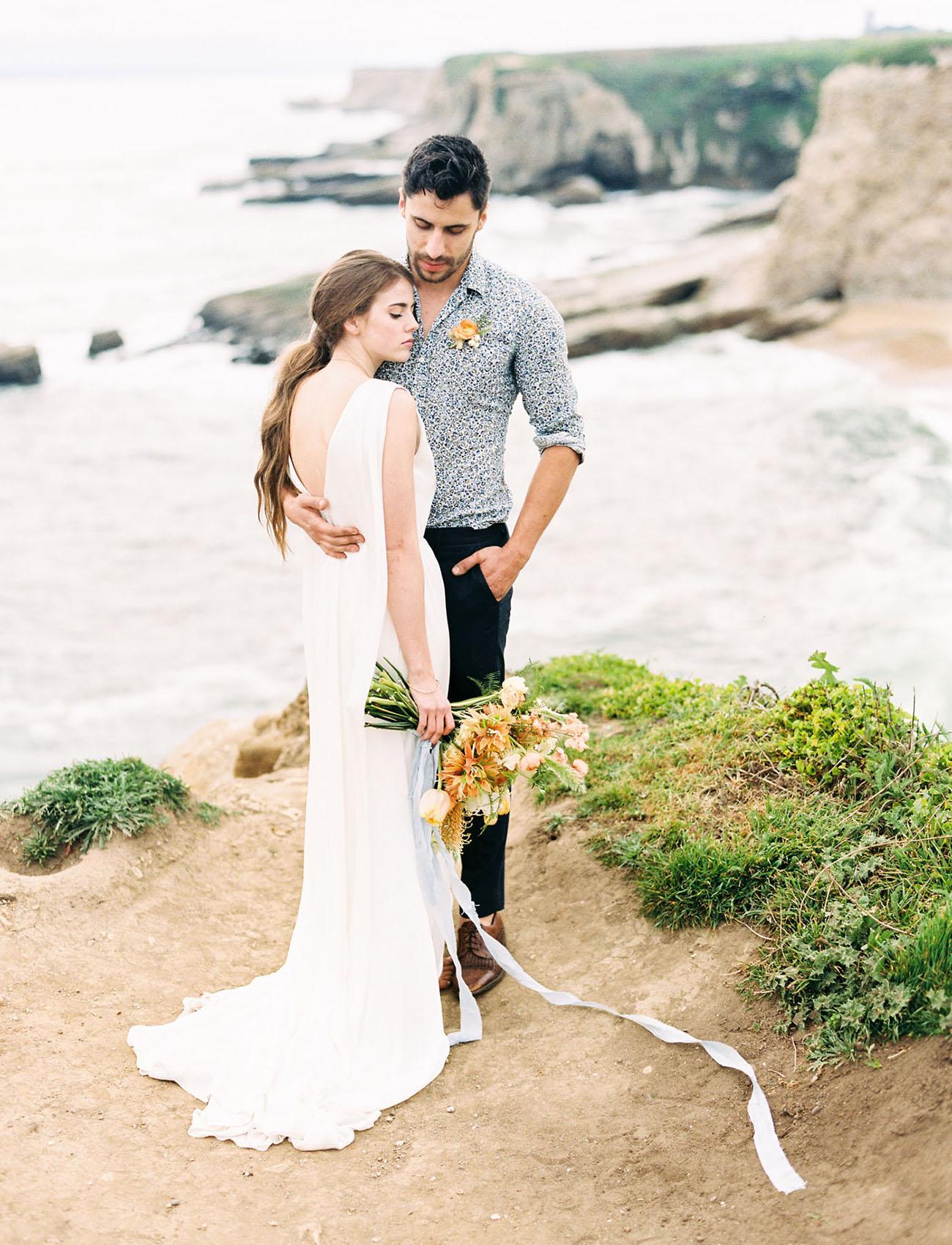 Romantic Coastal Beach Inspiration