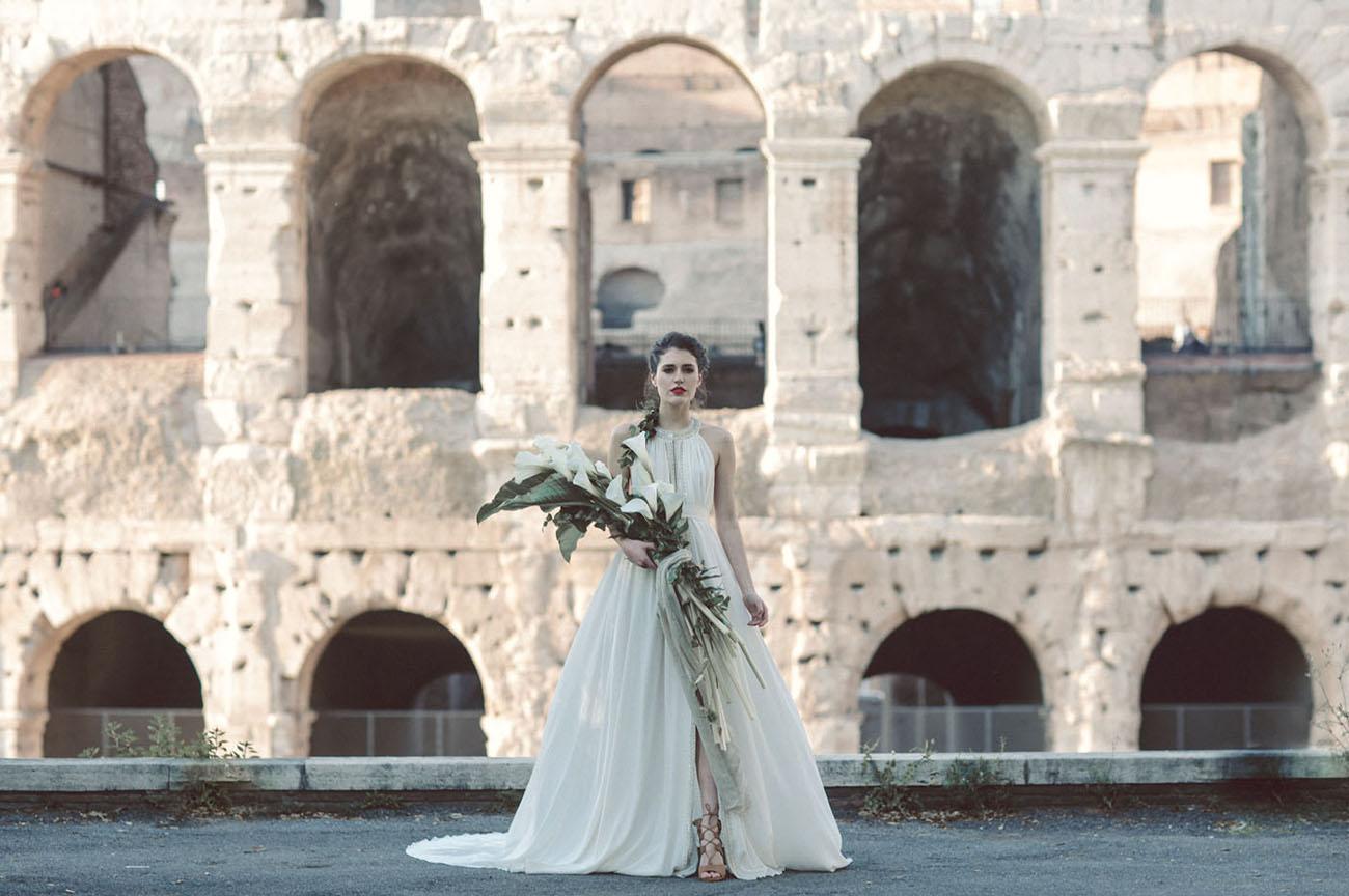 Rome Bridal Inspiration