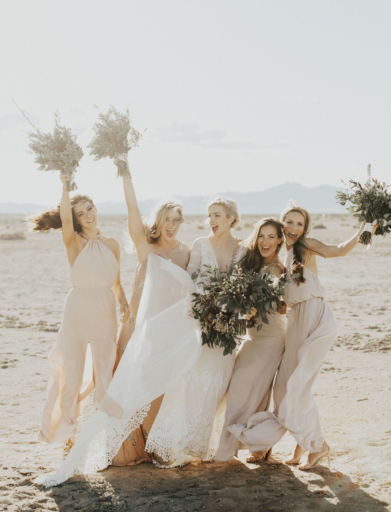 mumu bridesmaids