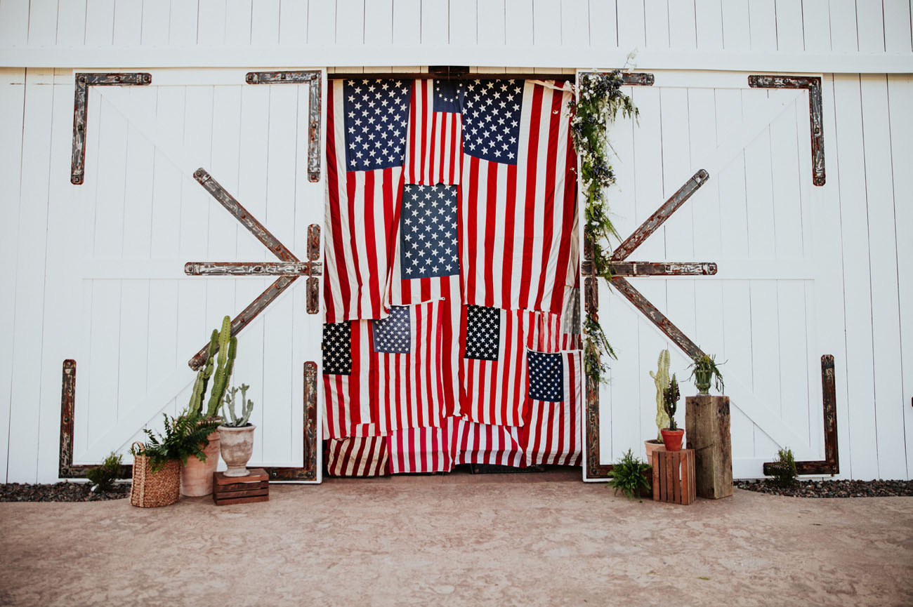 Americana Wedding Inspiration
