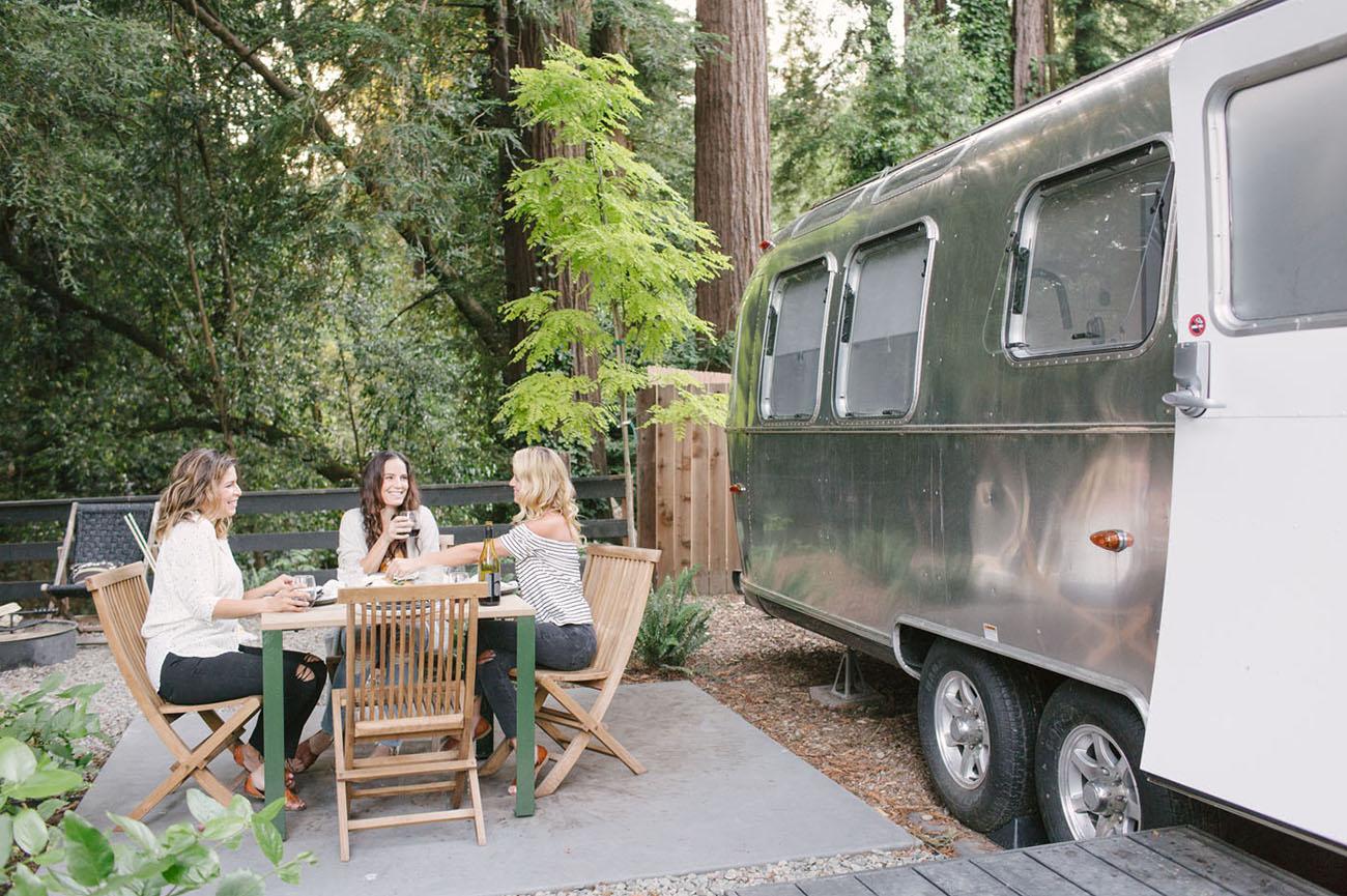 Auto Camp Guerneville California