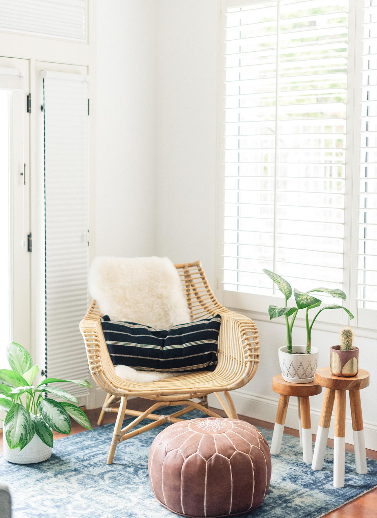 Cali Beachy Boho Bedroom