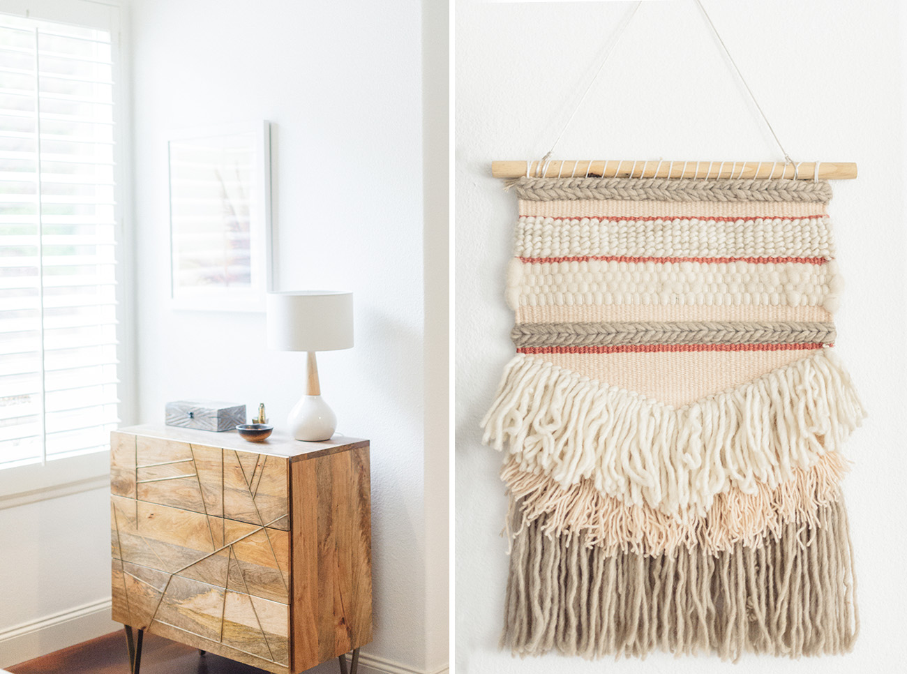 Cali Beachy Boho Bedroom