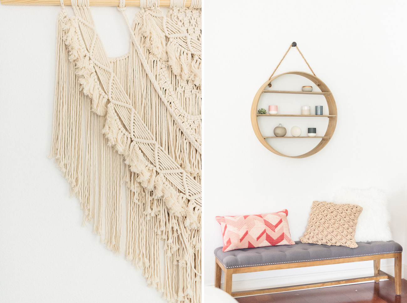 Get the Look Cali Beachy Boho Bedroom