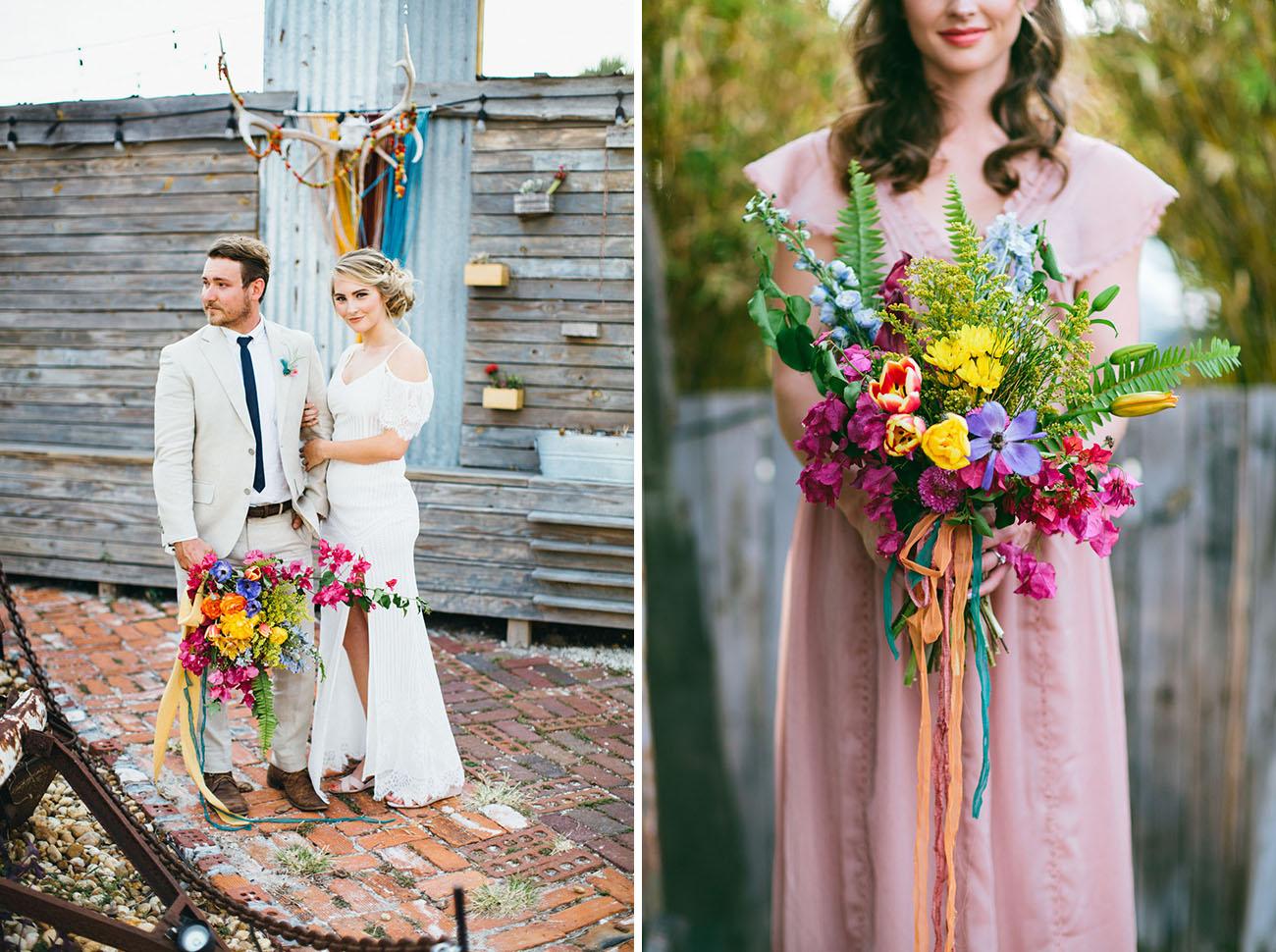 Boho Fiesta Wedding Inspiration