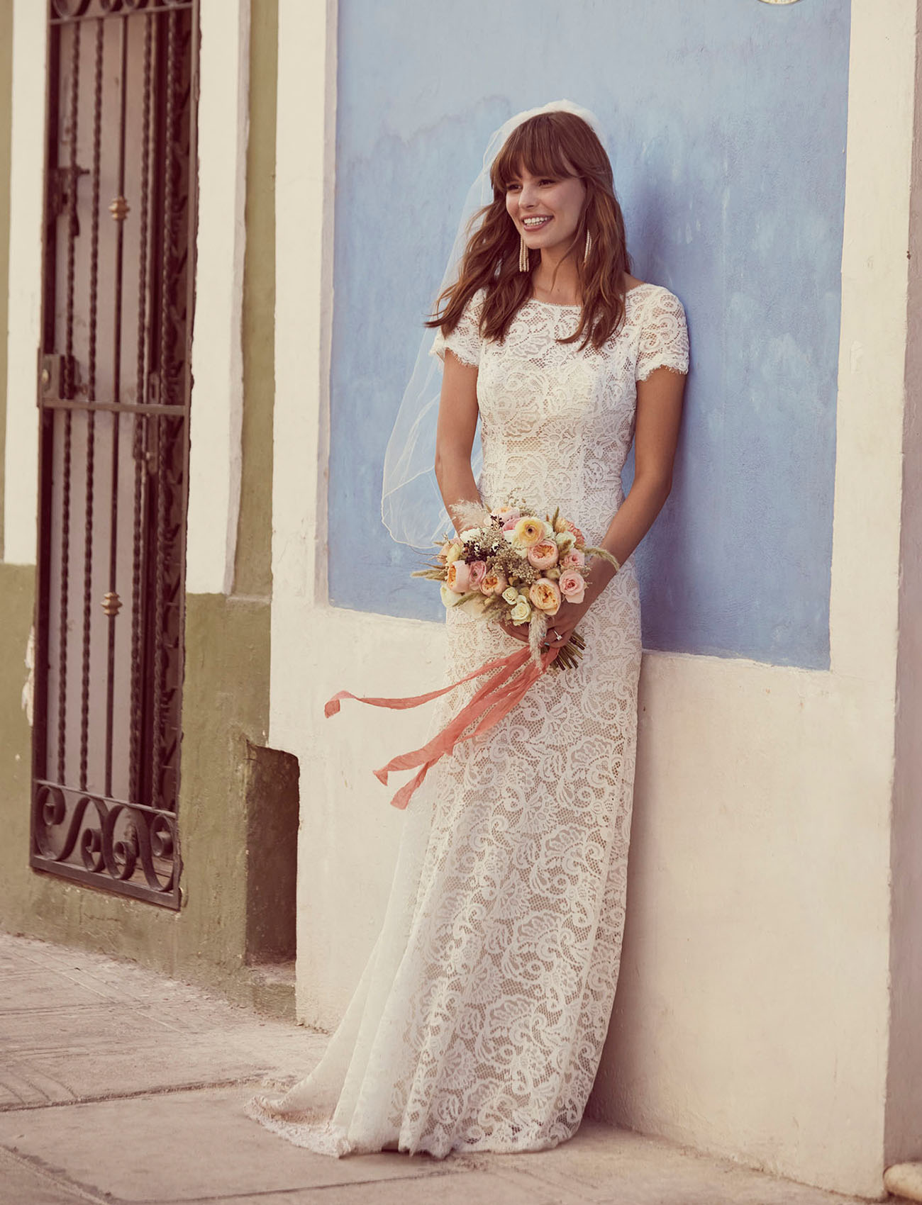 For the Free-Spirited Bride: Introducing the Galina Collection From ...